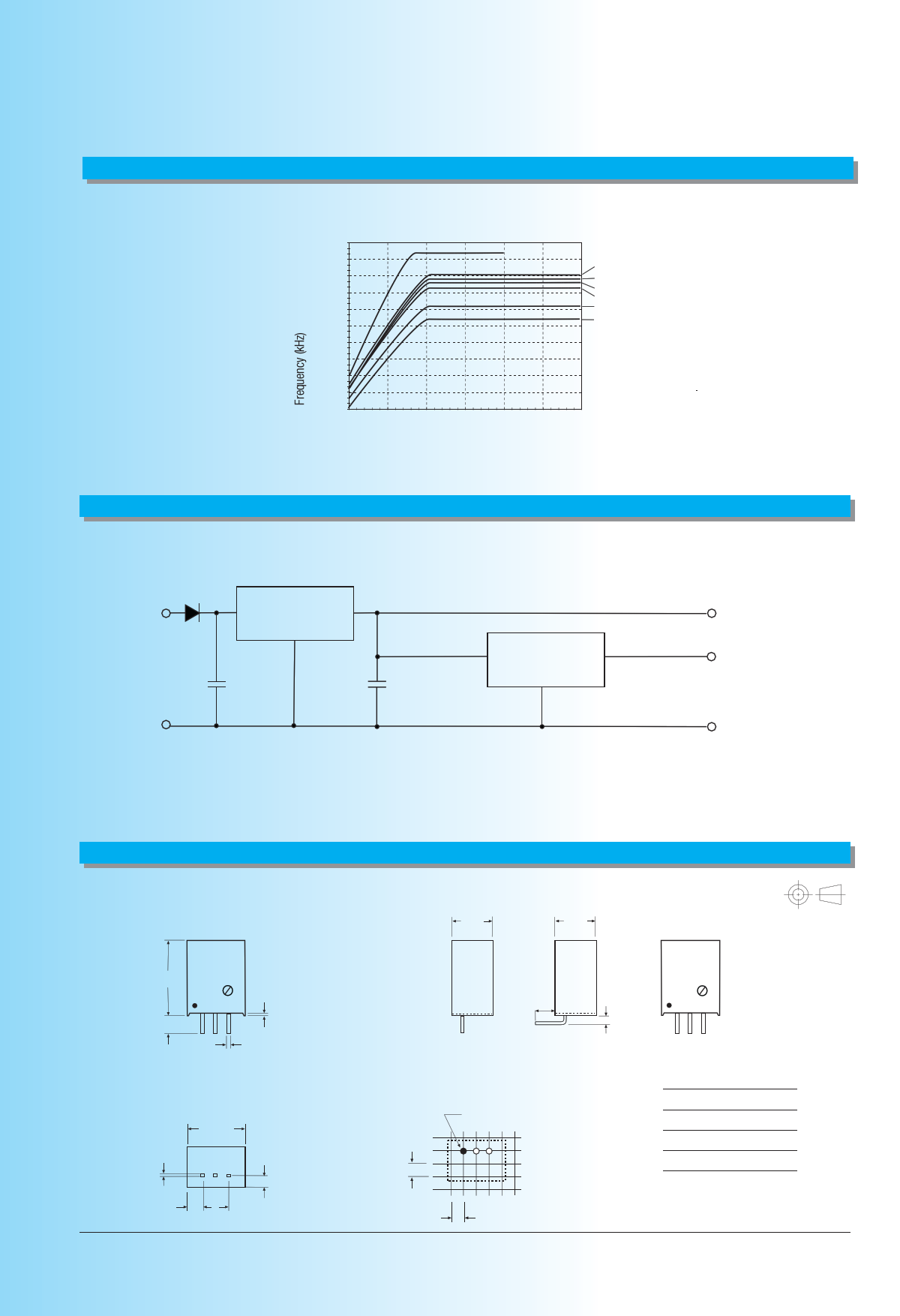 R-78HBxxx-0.5L pdf, 반도체, 판매, 대치품