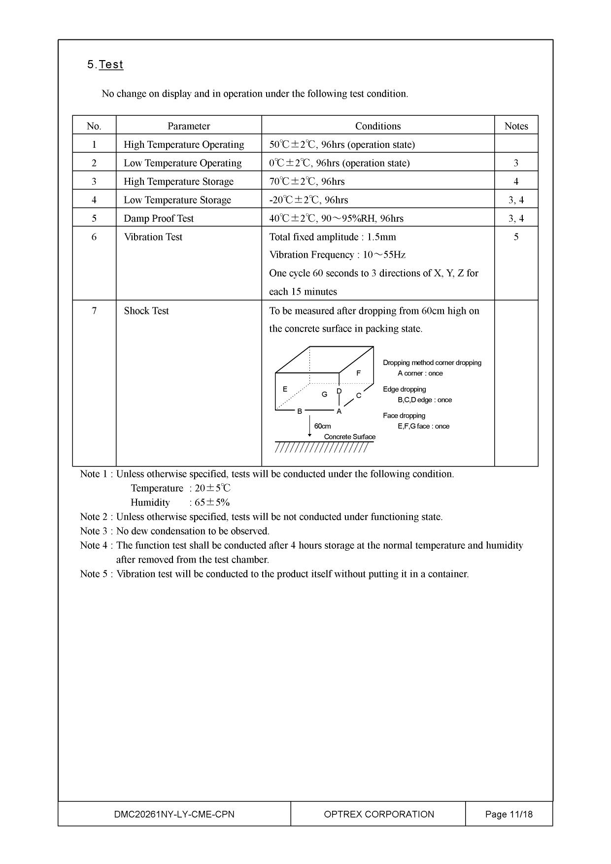 DMC20261NY-LY-CME-CPN arduino