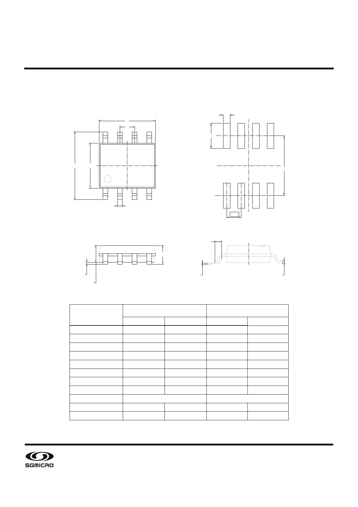 SGM8942 diode, scr