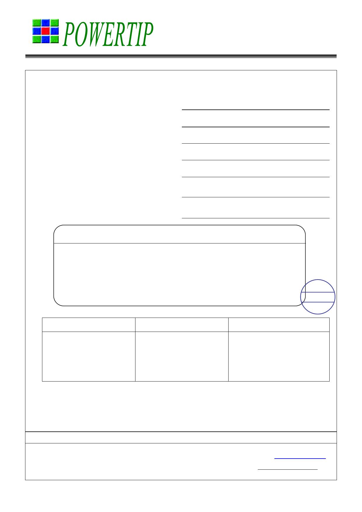 NPC1602WRP-GWA-I 데이터시트 및 NPC1602WRP-GWA-I PDF