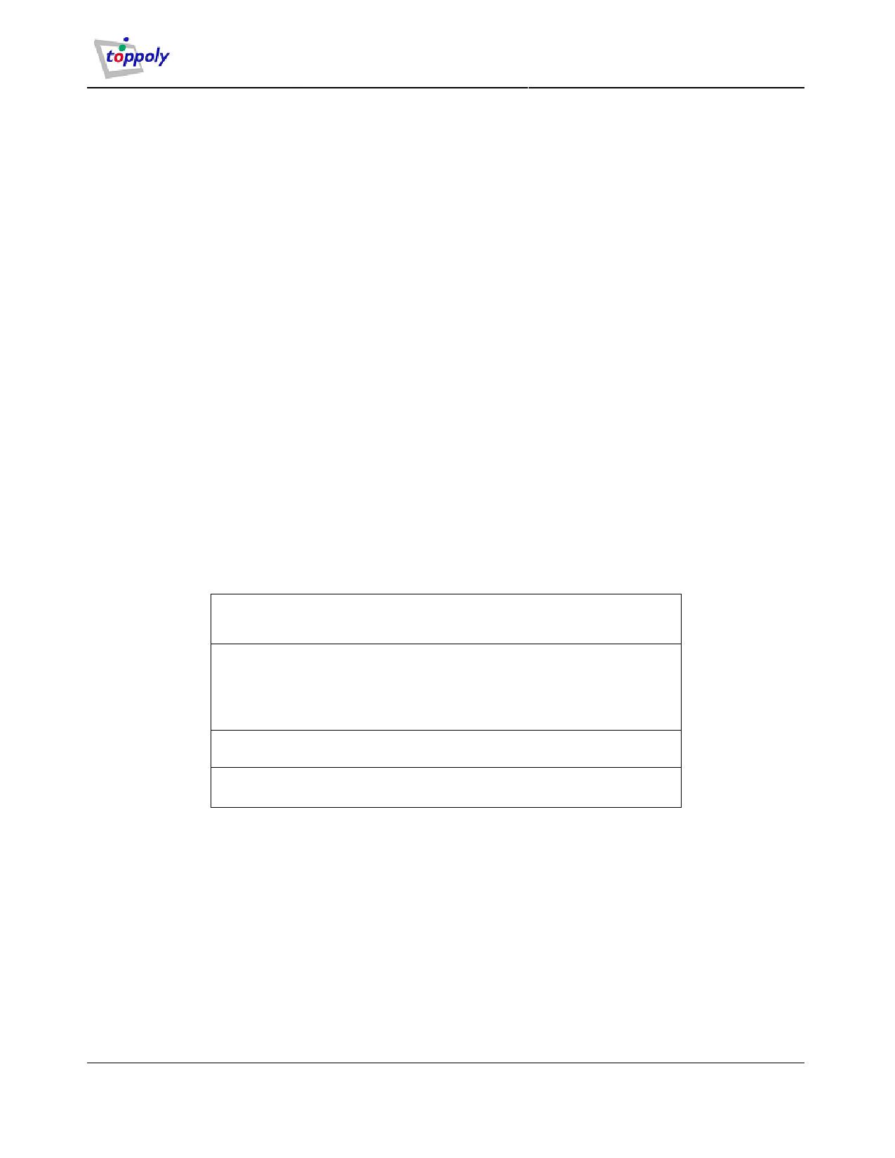 TD035STEB3 datasheet