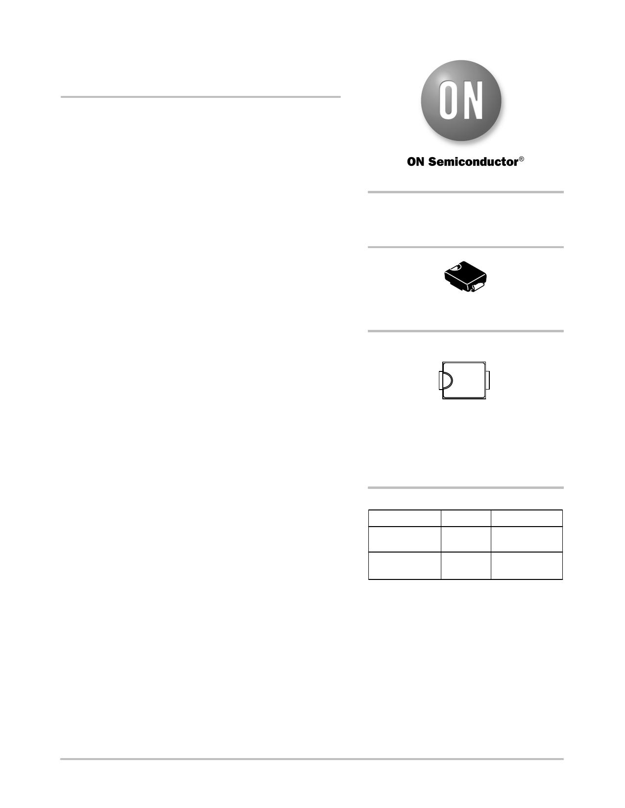 NRVBS3100T3G دیتاشیت PDF