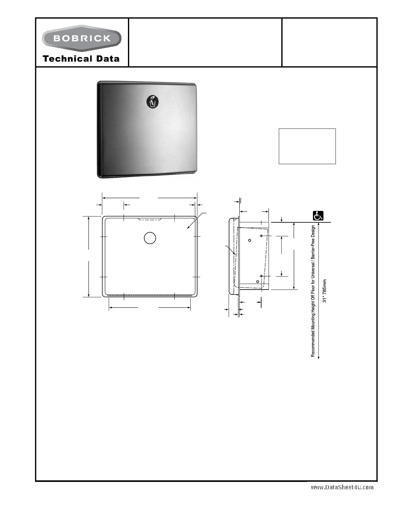 B-4353 даташит PDF