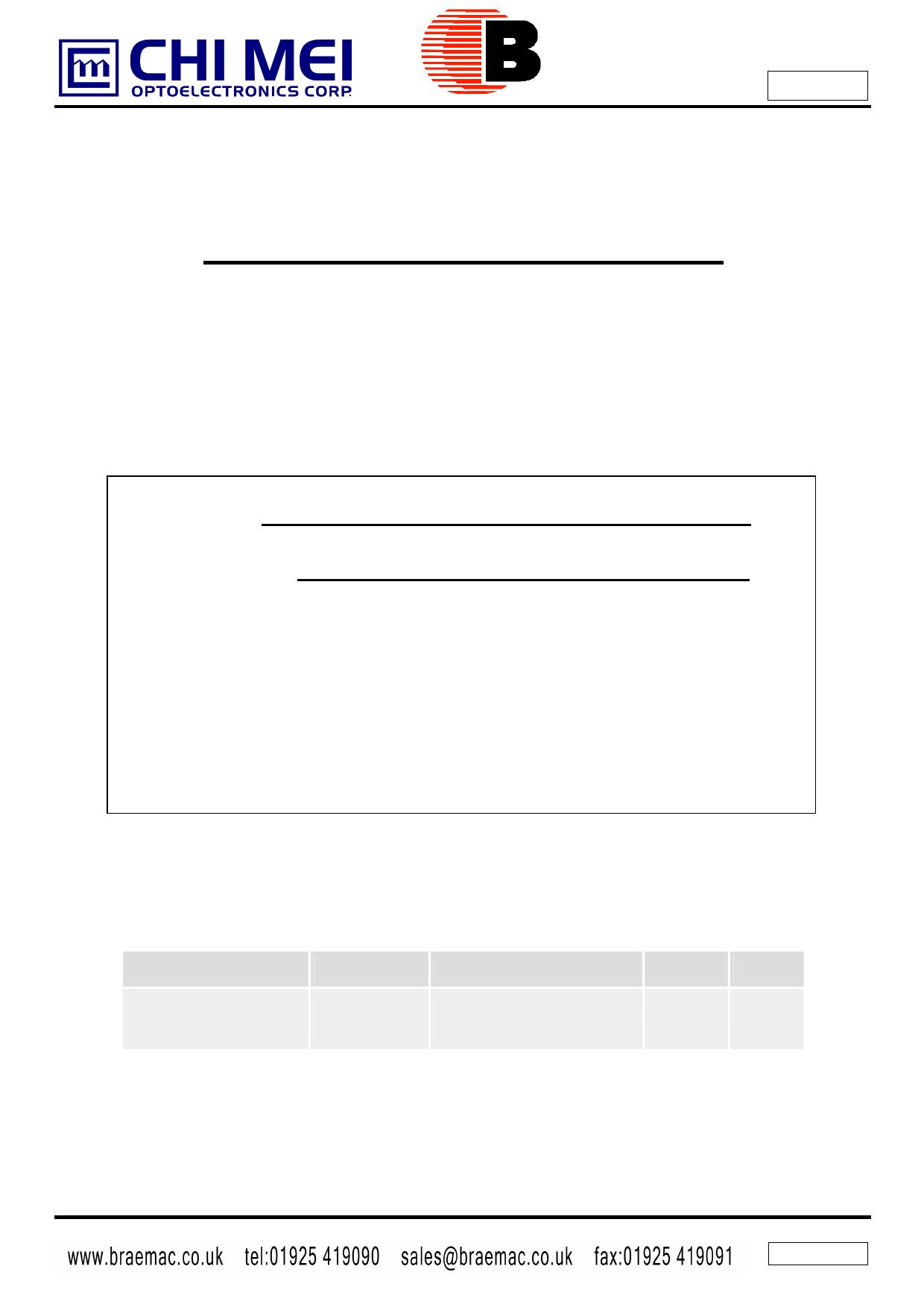 G080Y1-T01 دیتاشیت PDF
