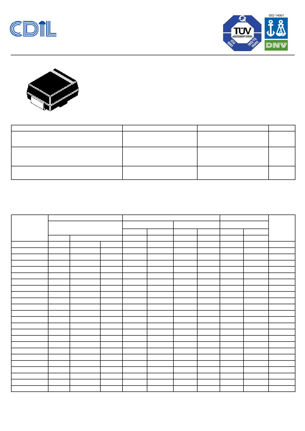 1SMA4754 datasheet