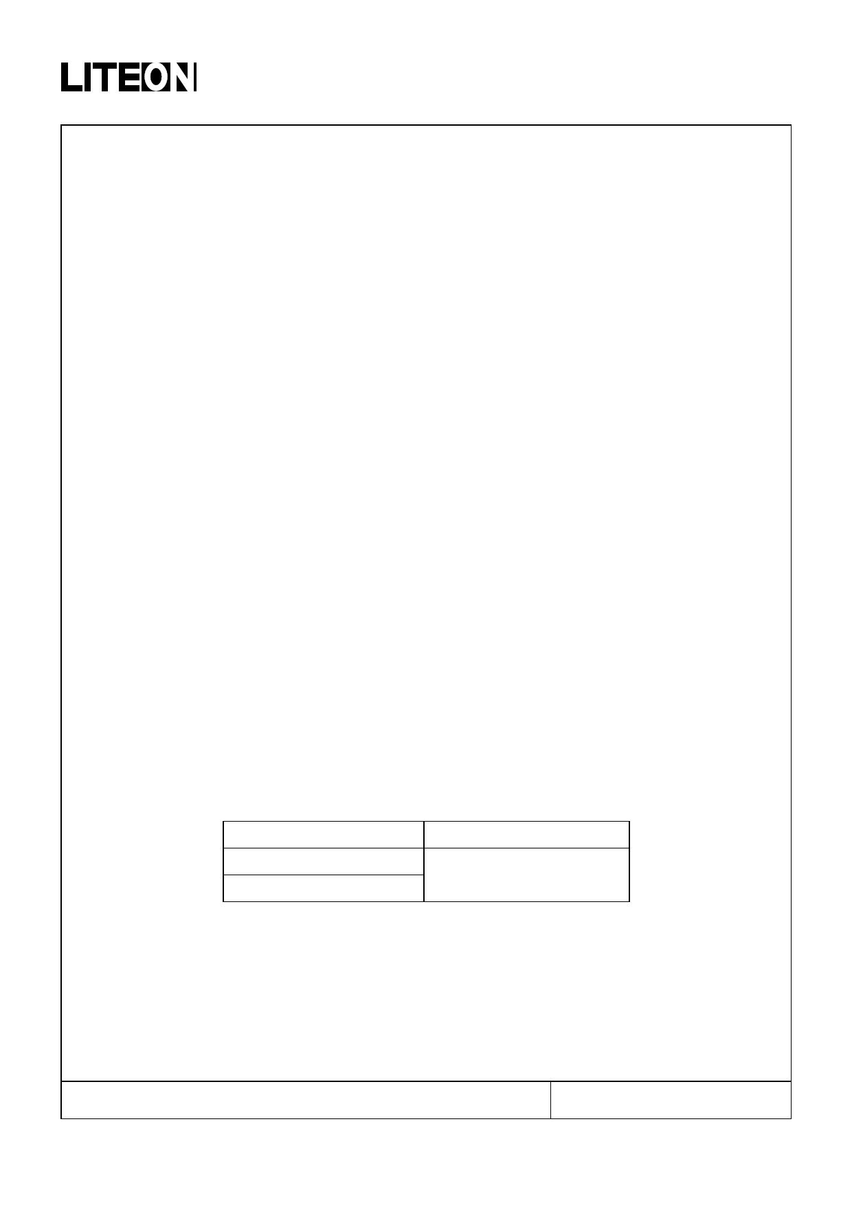 LTP-3157AY Datasheet