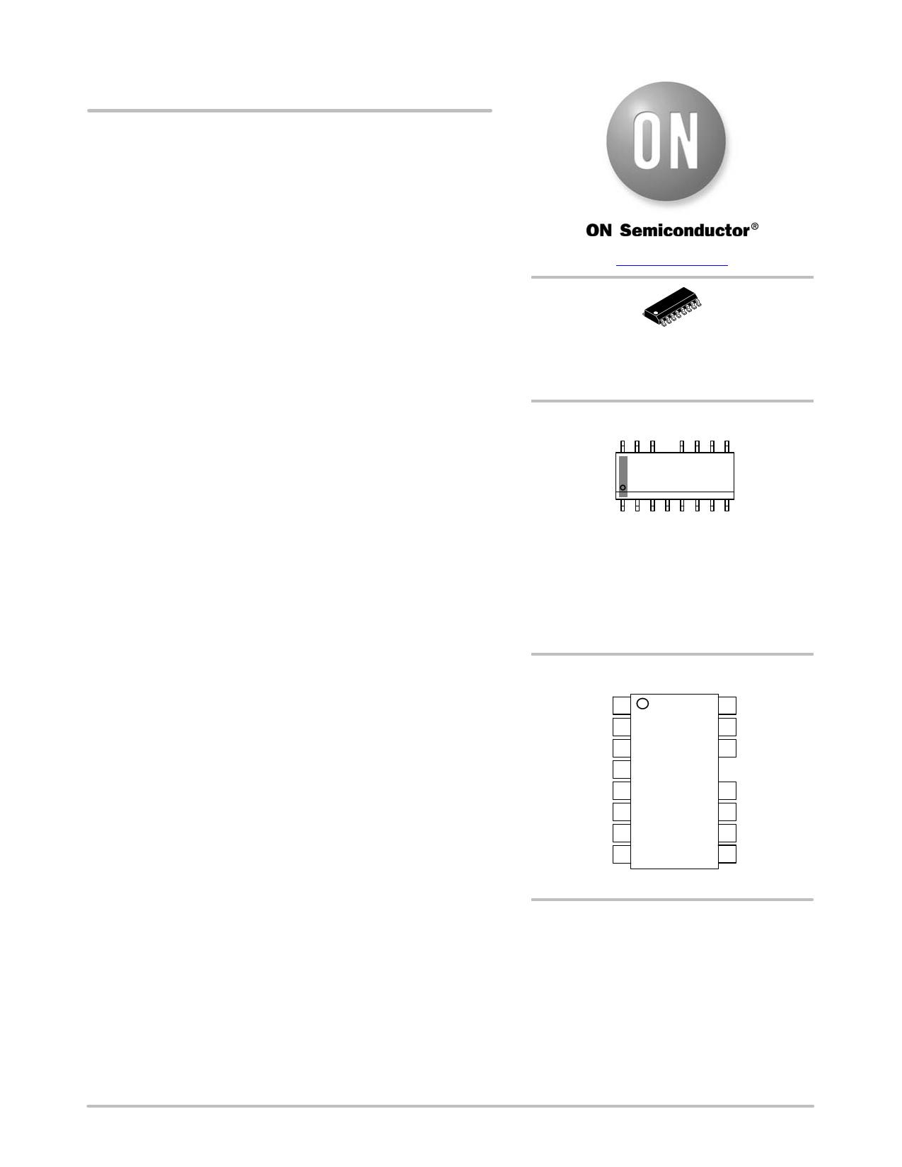 NCP1397B دیتاشیت PDF