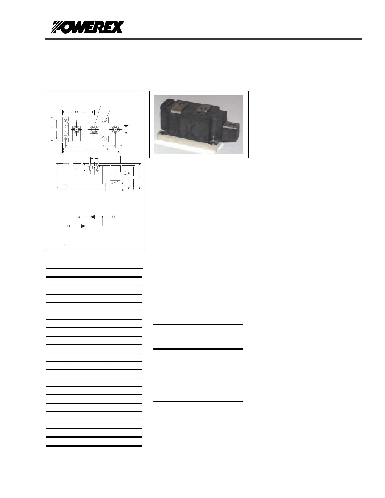 ND412026 دیتاشیت PDF