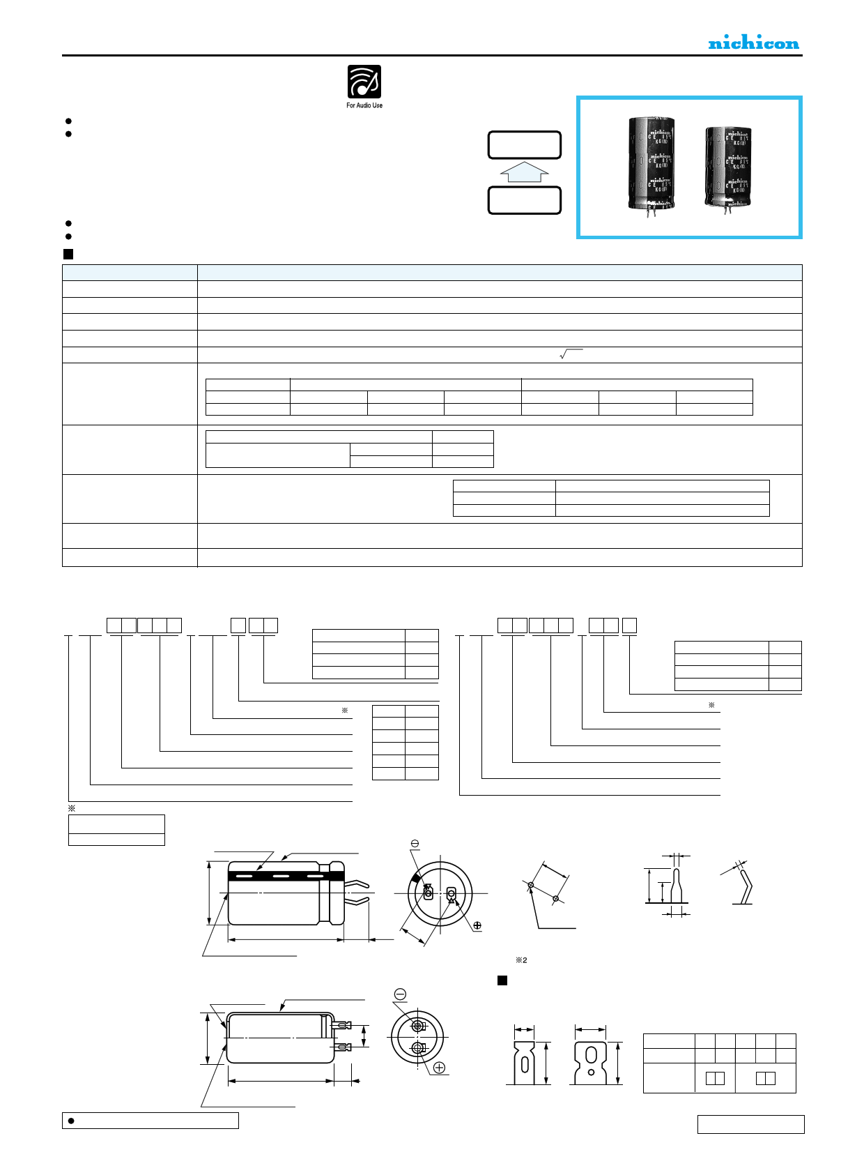LKG2A682MKZ دیتاشیت PDF