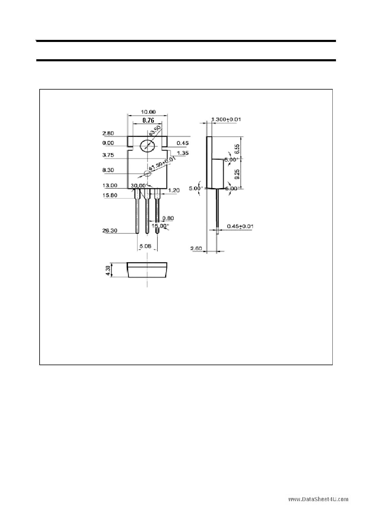 A1006 pdf, ピン配列