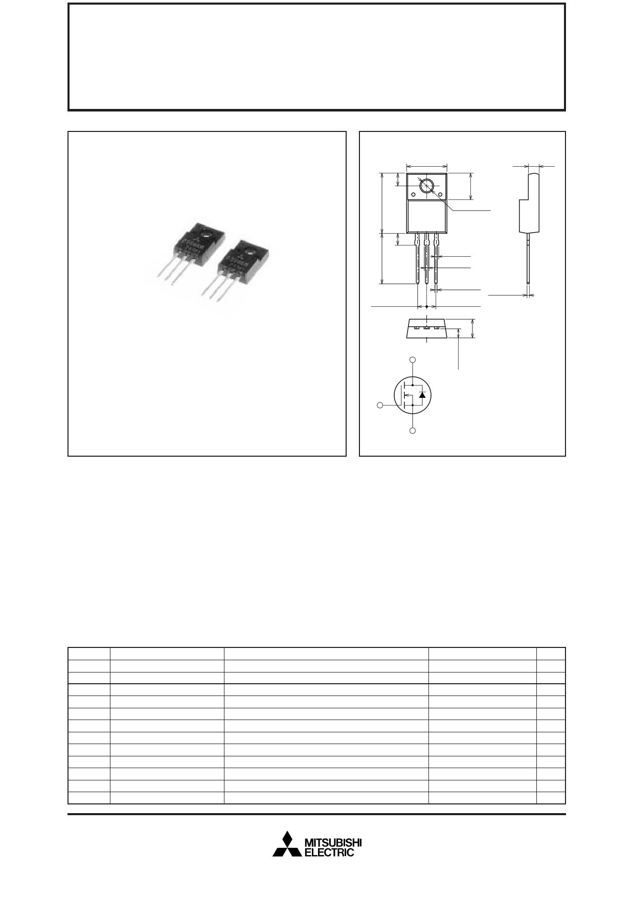 FS50KM-2 دیتاشیت PDF