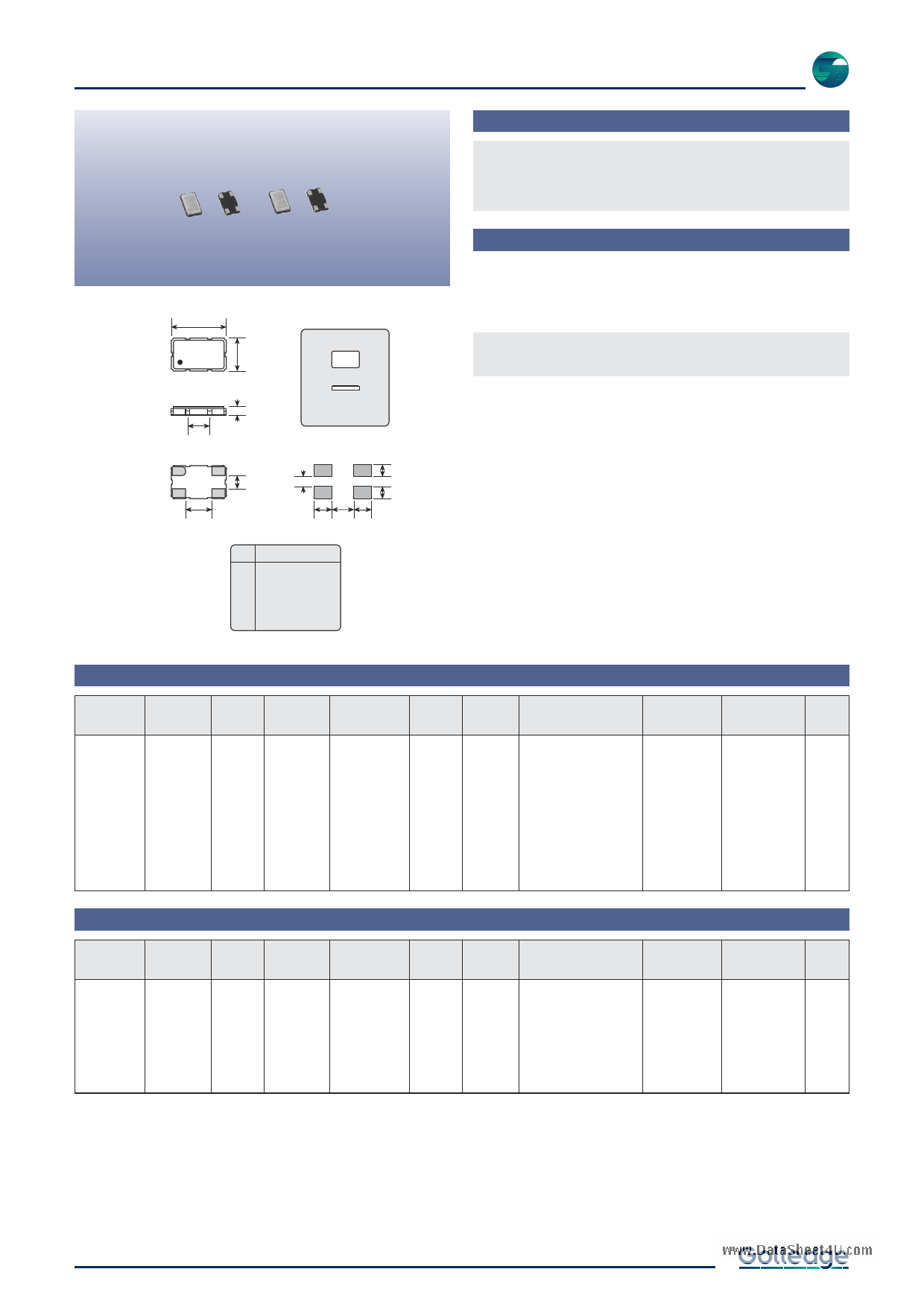 GSF-61 دیتاشیت PDF