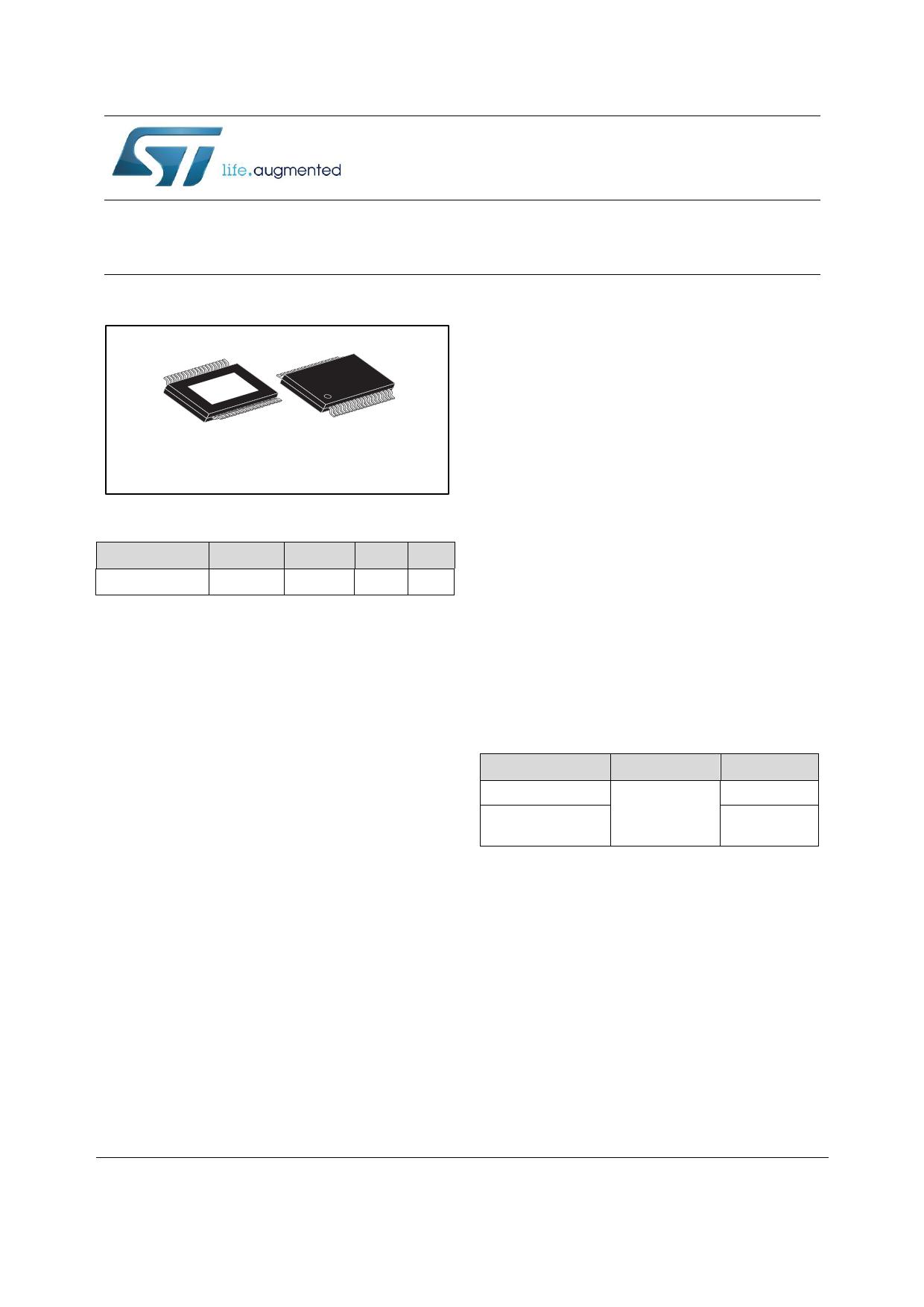 VNI8200XP-32 datasheet, circuit