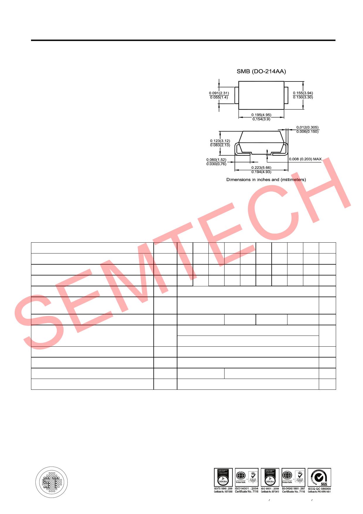 SS56B Datasheet, SS56B PDF,ピン配置, 機能