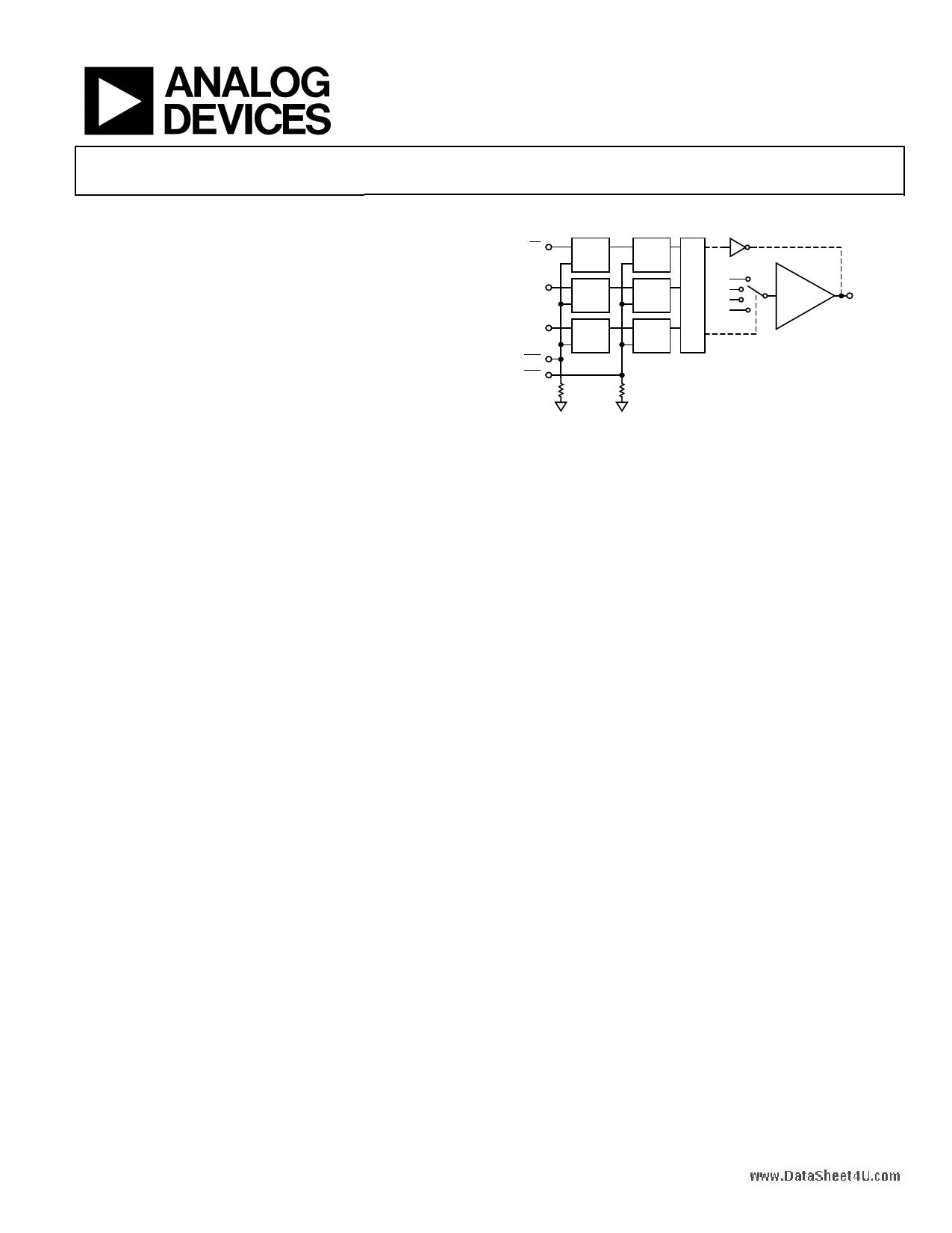 ADV3221 دیتاشیت PDF