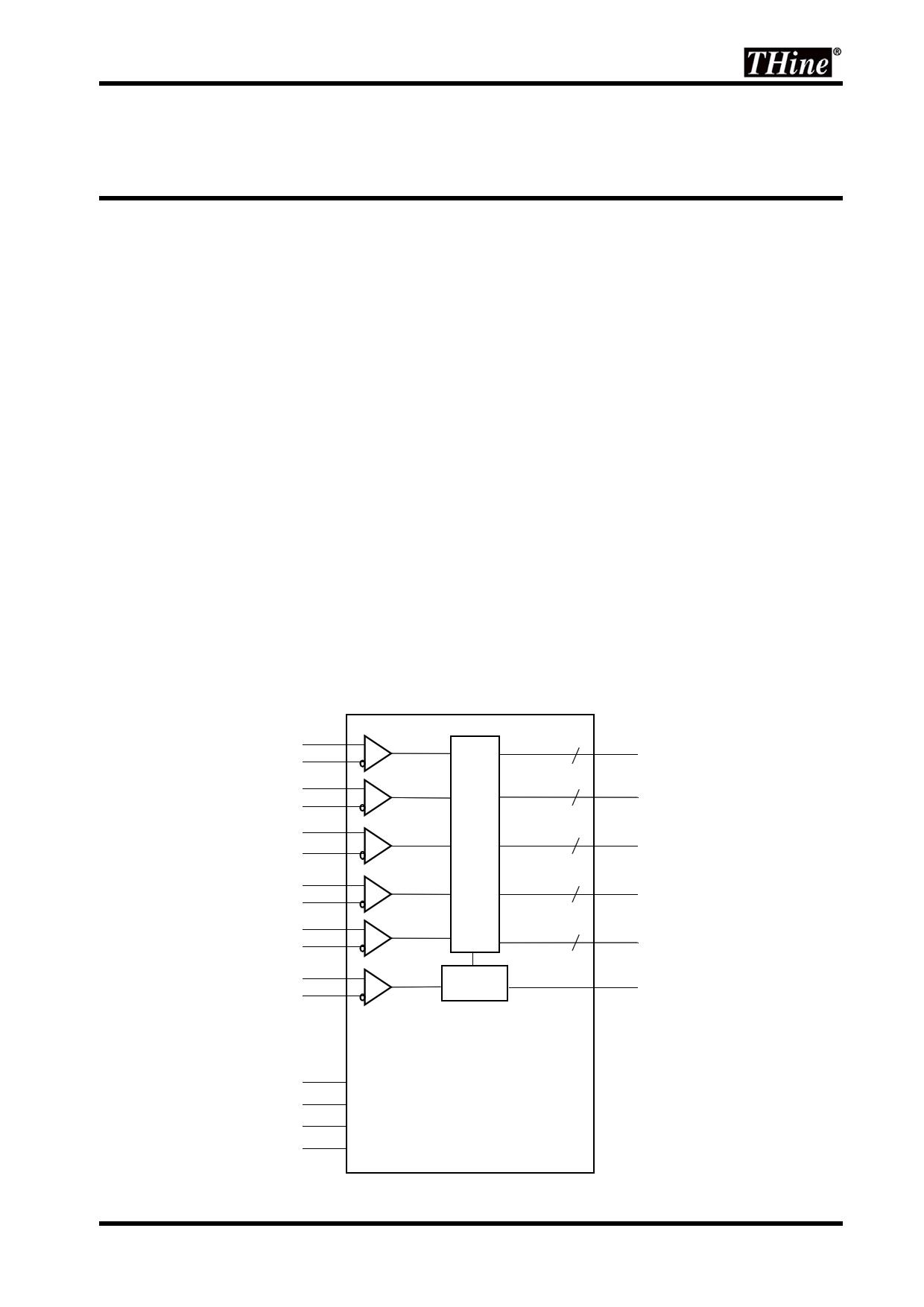 THC63LVD104C datasheet