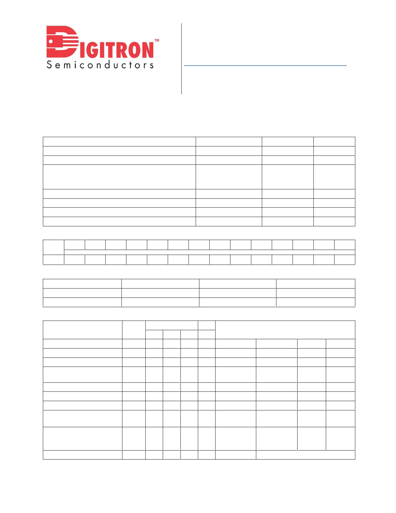 TR1210 دیتاشیت PDF