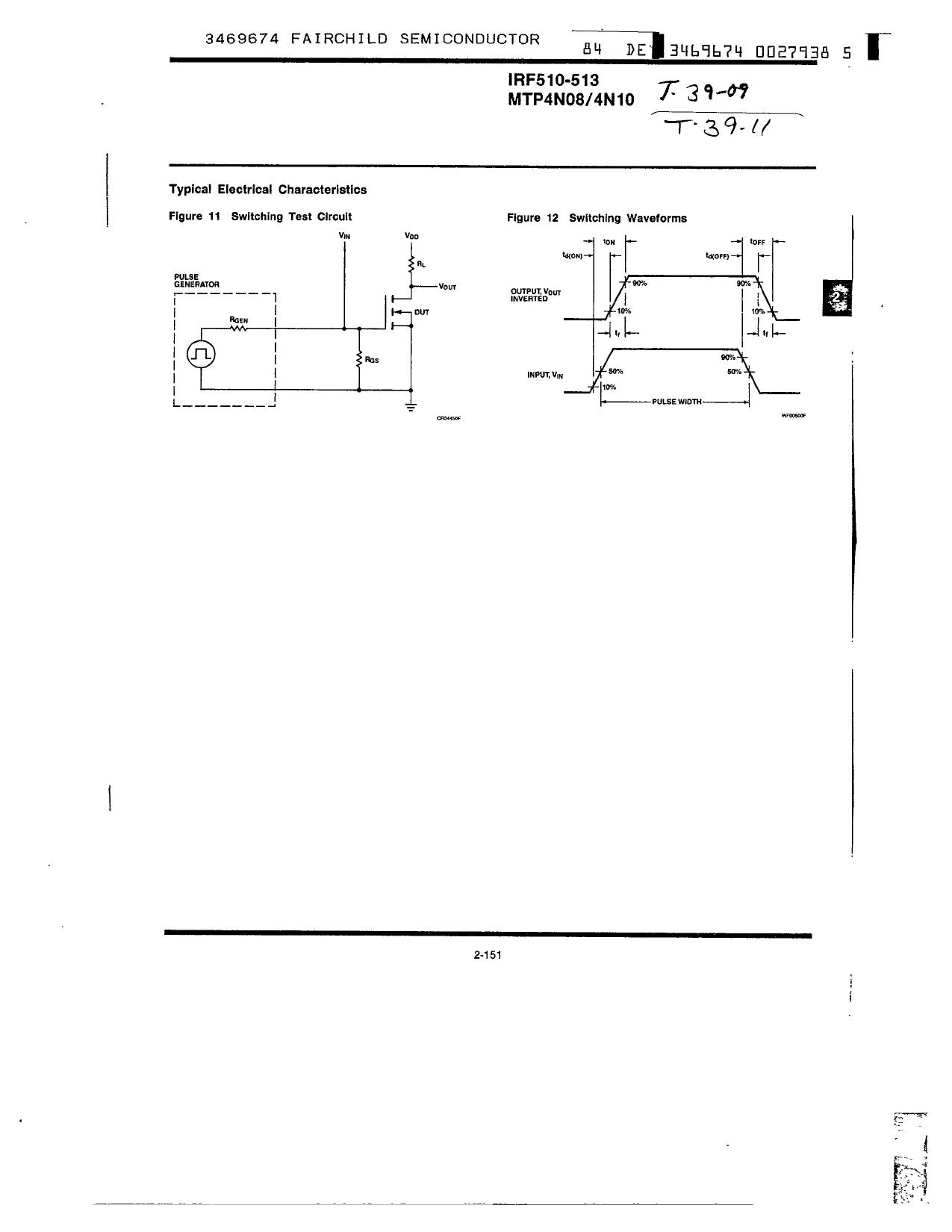 IRF513 pdf