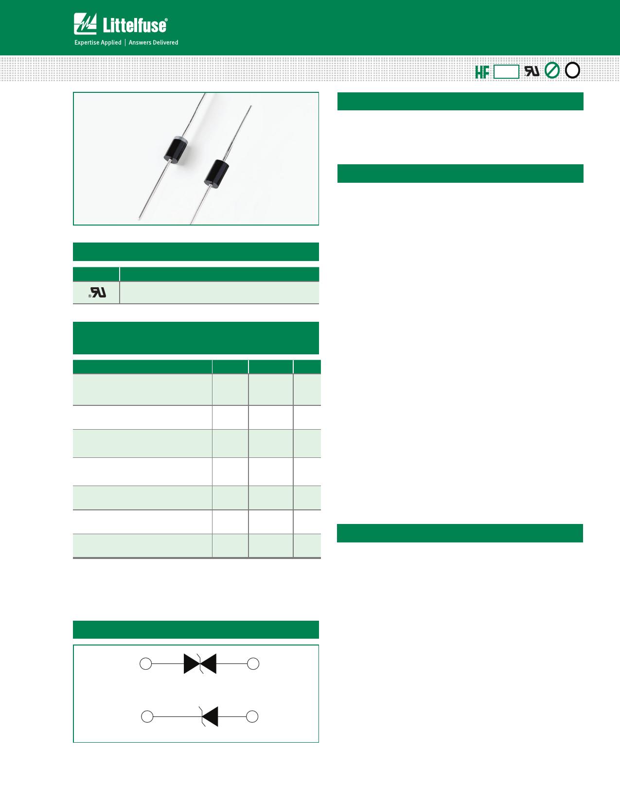 1.5KE11A datasheet, circuit