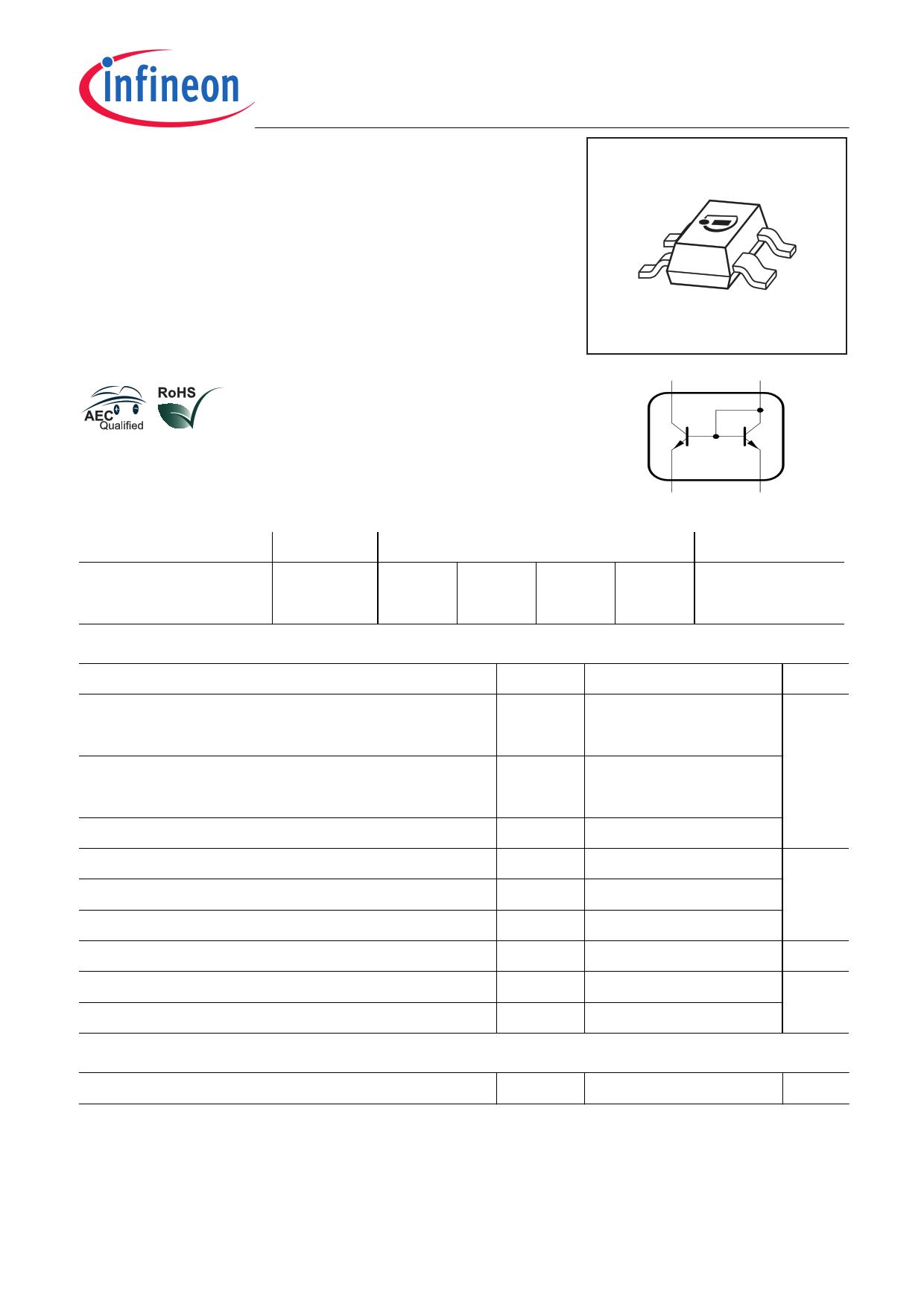 BCV61 Datasheet, BCV61 PDF,ピン配置, 機能