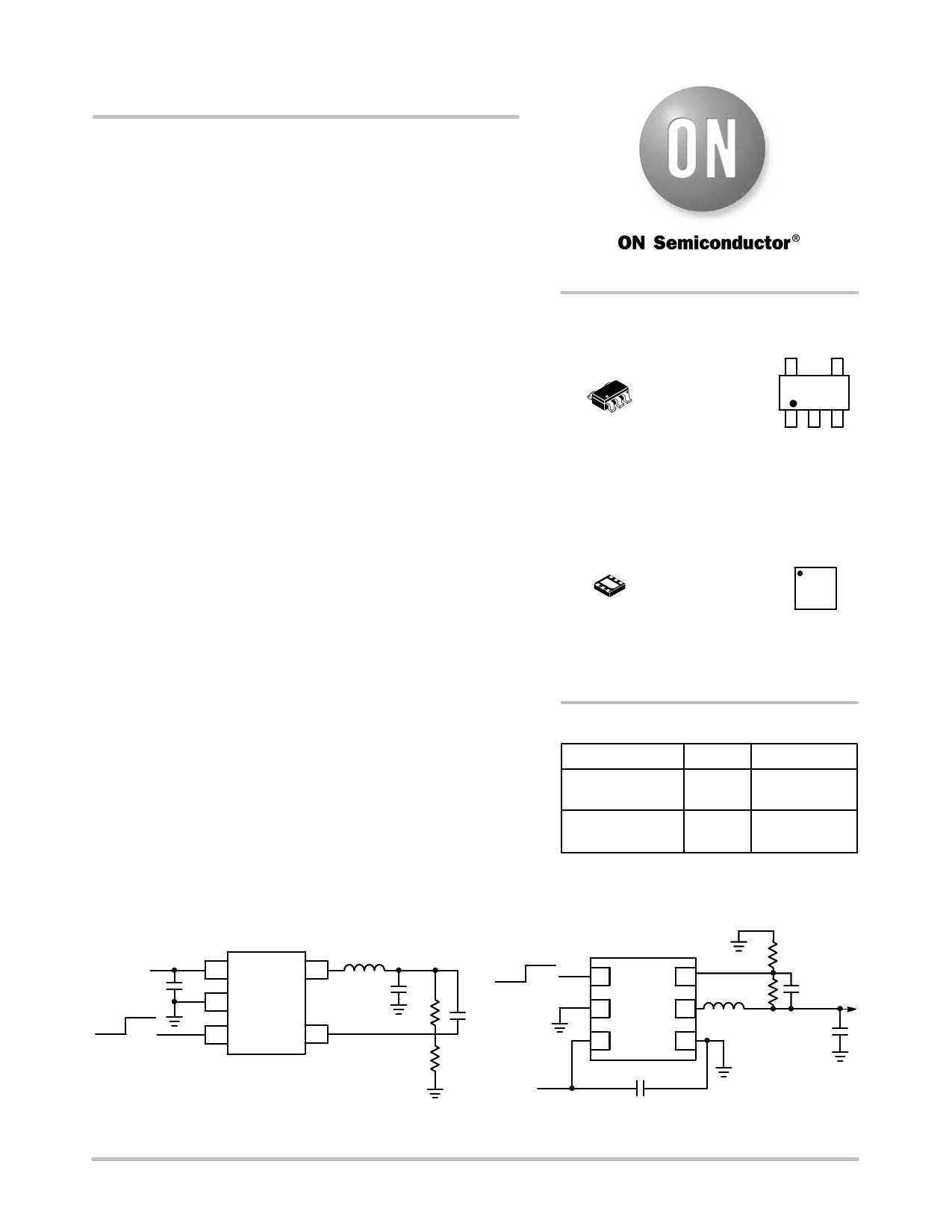 NCP1521 دیتاشیت PDF