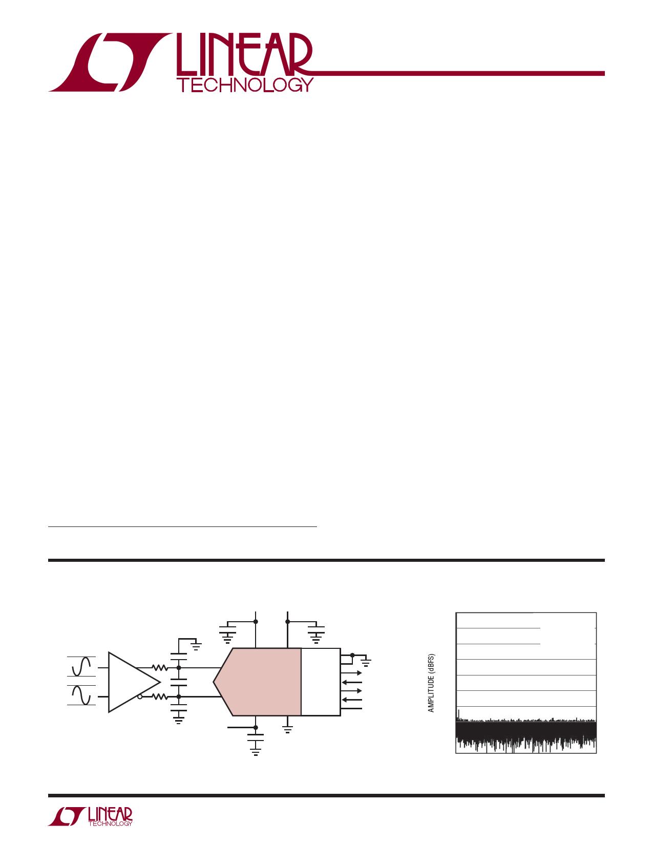 LTC2377-18 Datasheet, LTC2377-18 PDF,ピン配置, 機能
