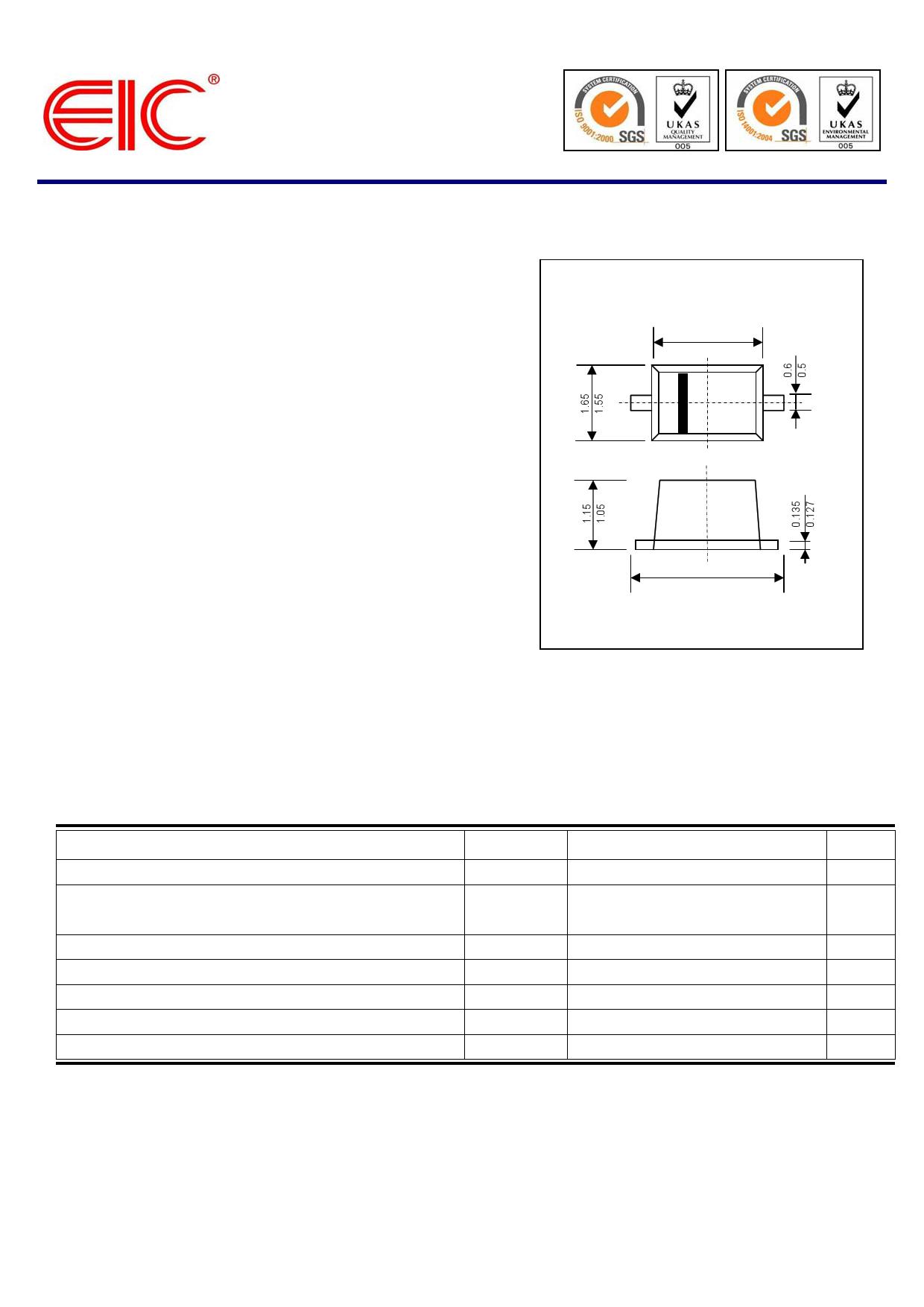 MMSZ5240B Datasheet