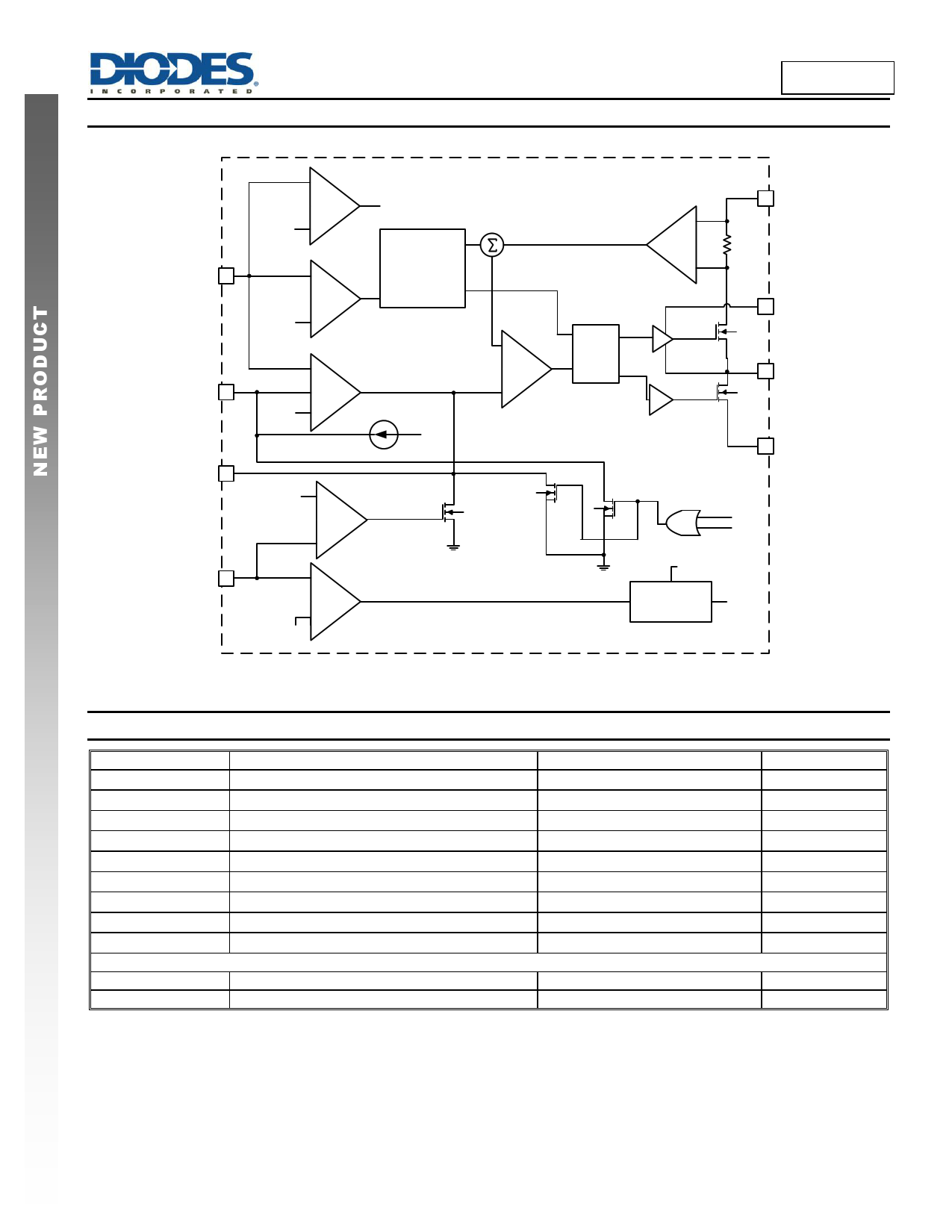 AP6503A pdf, 電子部品, 半導体, ピン配列