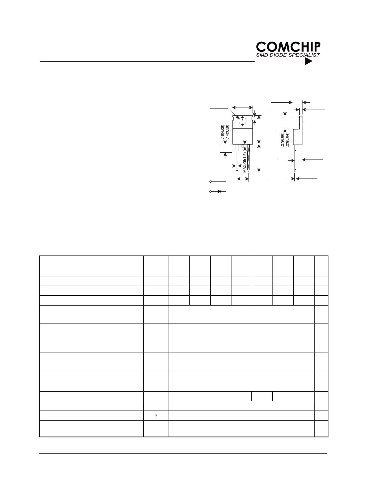 FR8A07-G datasheet