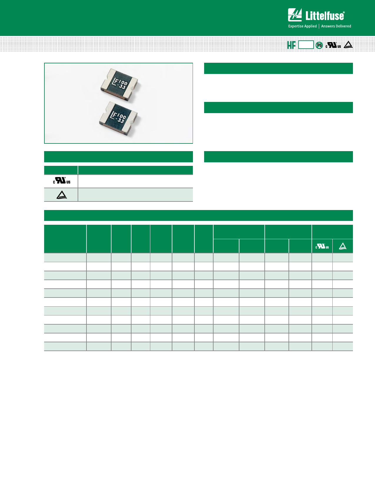 2016L050 datasheet