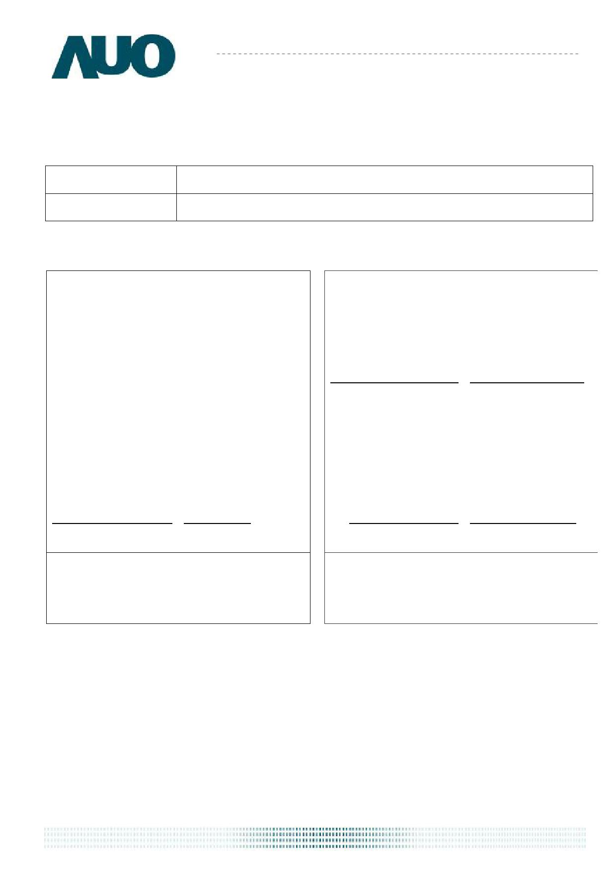 G104SN03-V1 دیتاشیت PDF