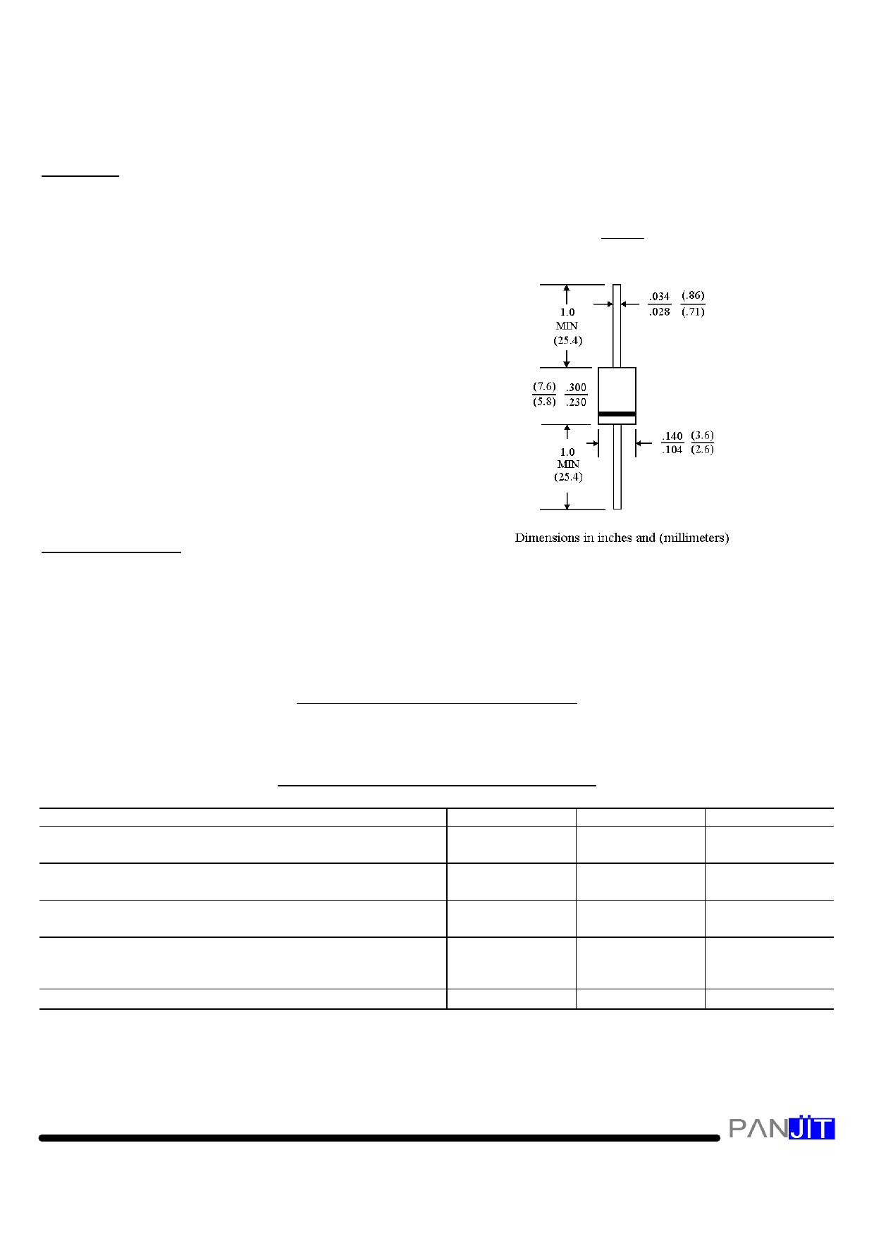 SA20C دیتاشیت PDF