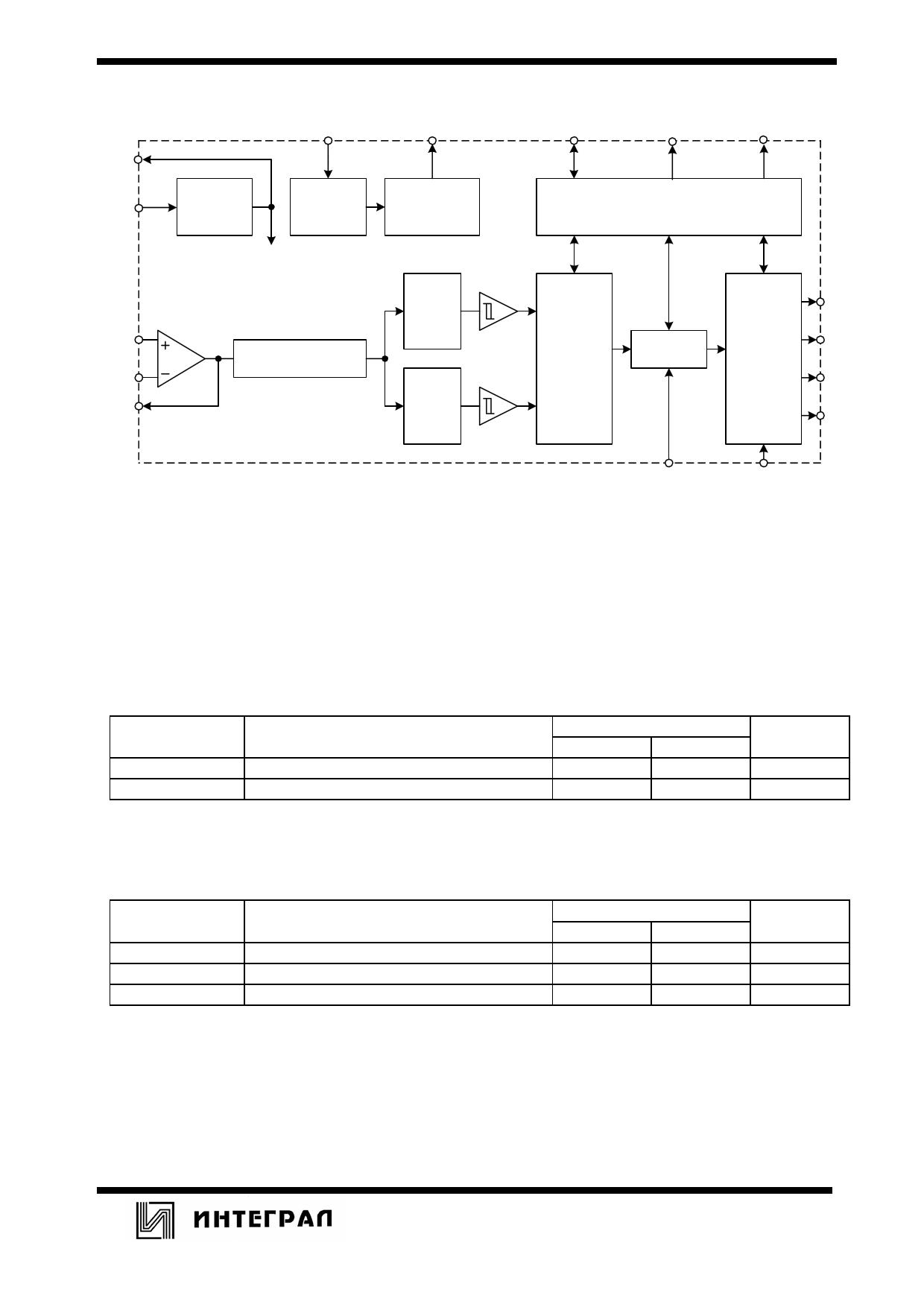 IL9170N pdf, ピン配列