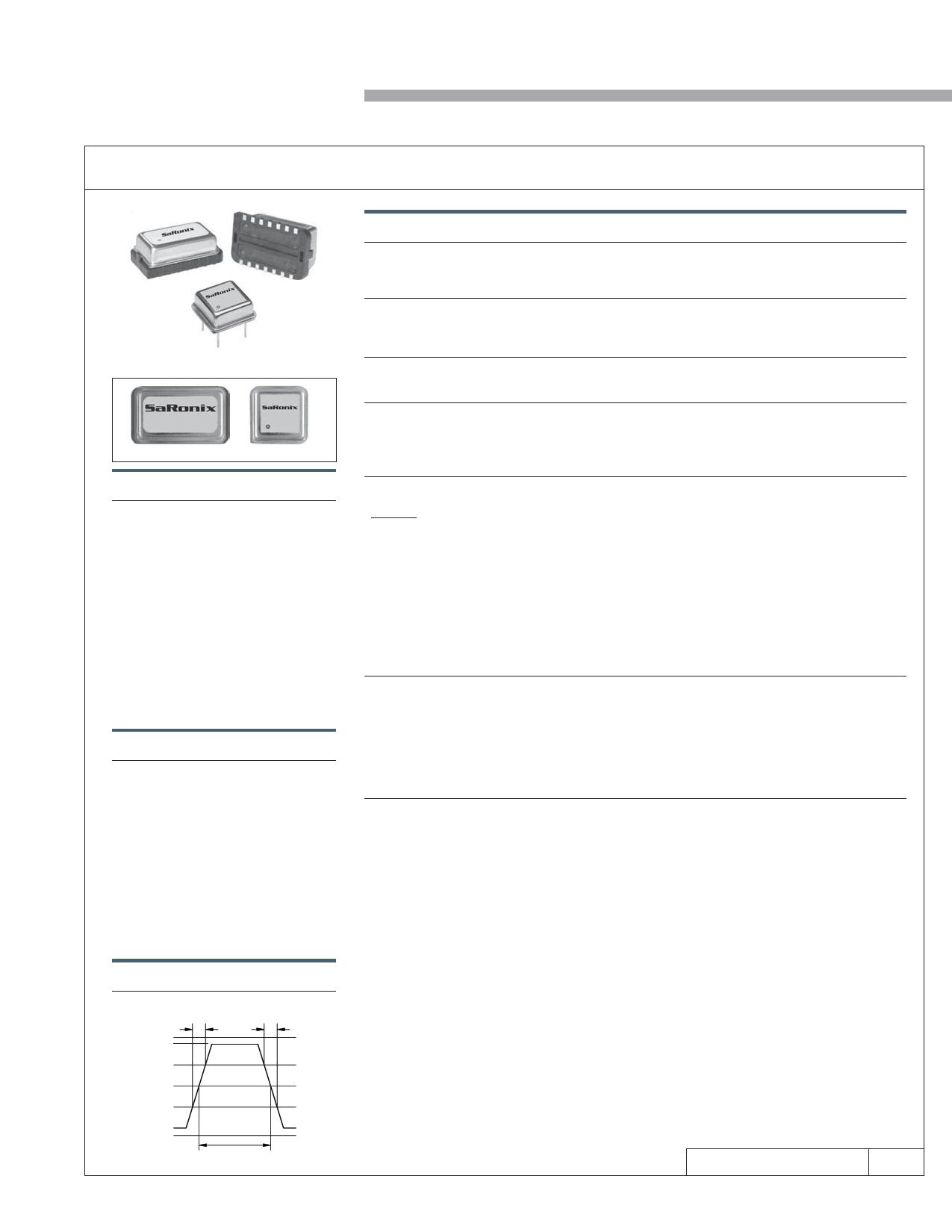 NCH030xxx دیتاشیت PDF