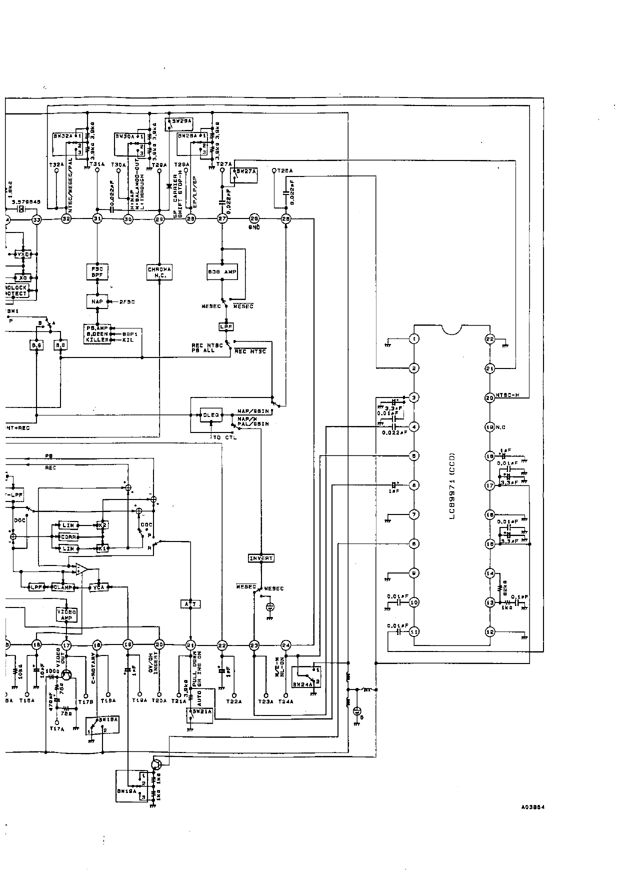LA7440M 전자부품, 판매, 대치품