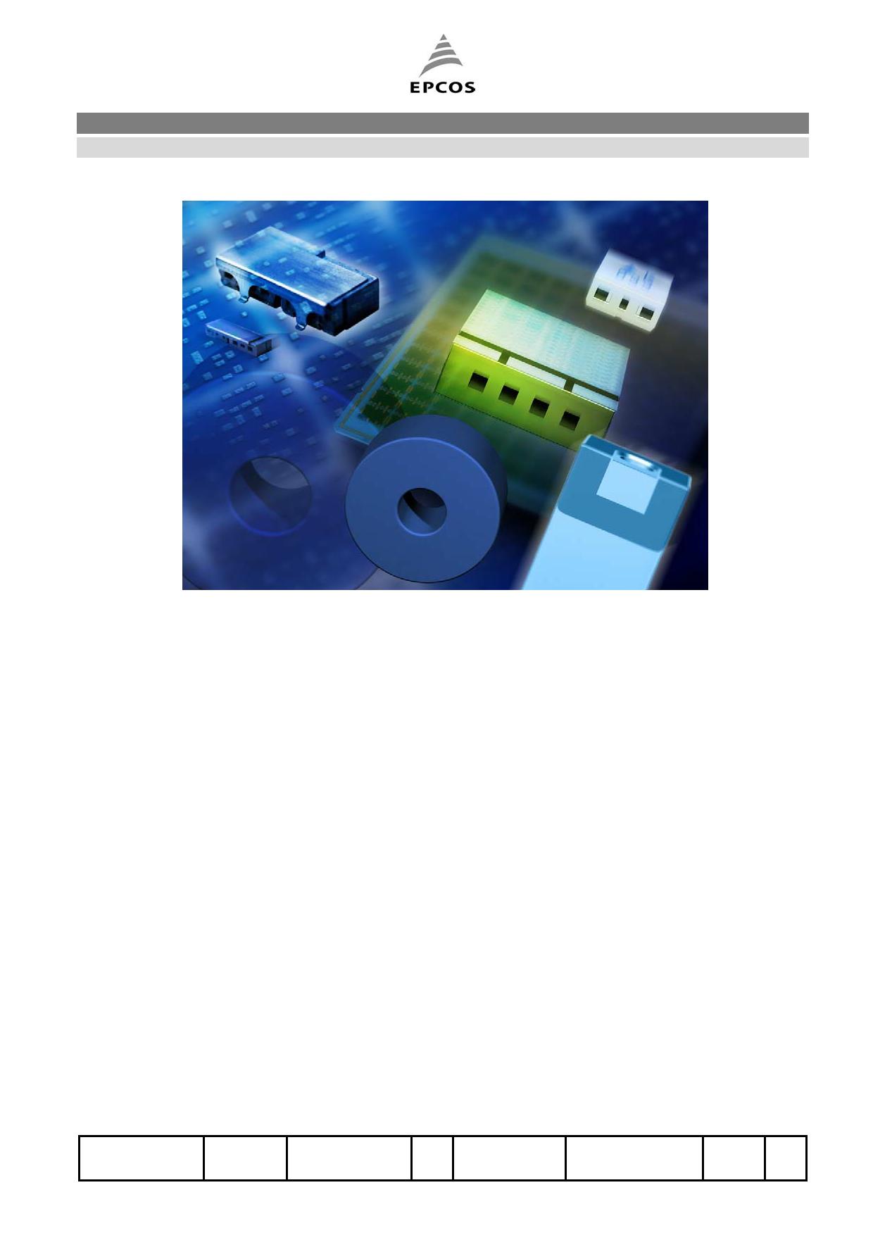 B69812N2457D501 دیتاشیت PDF