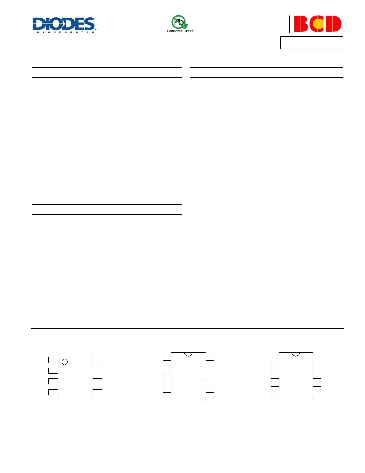 AP3968 Datasheet, ピン配置, 機能