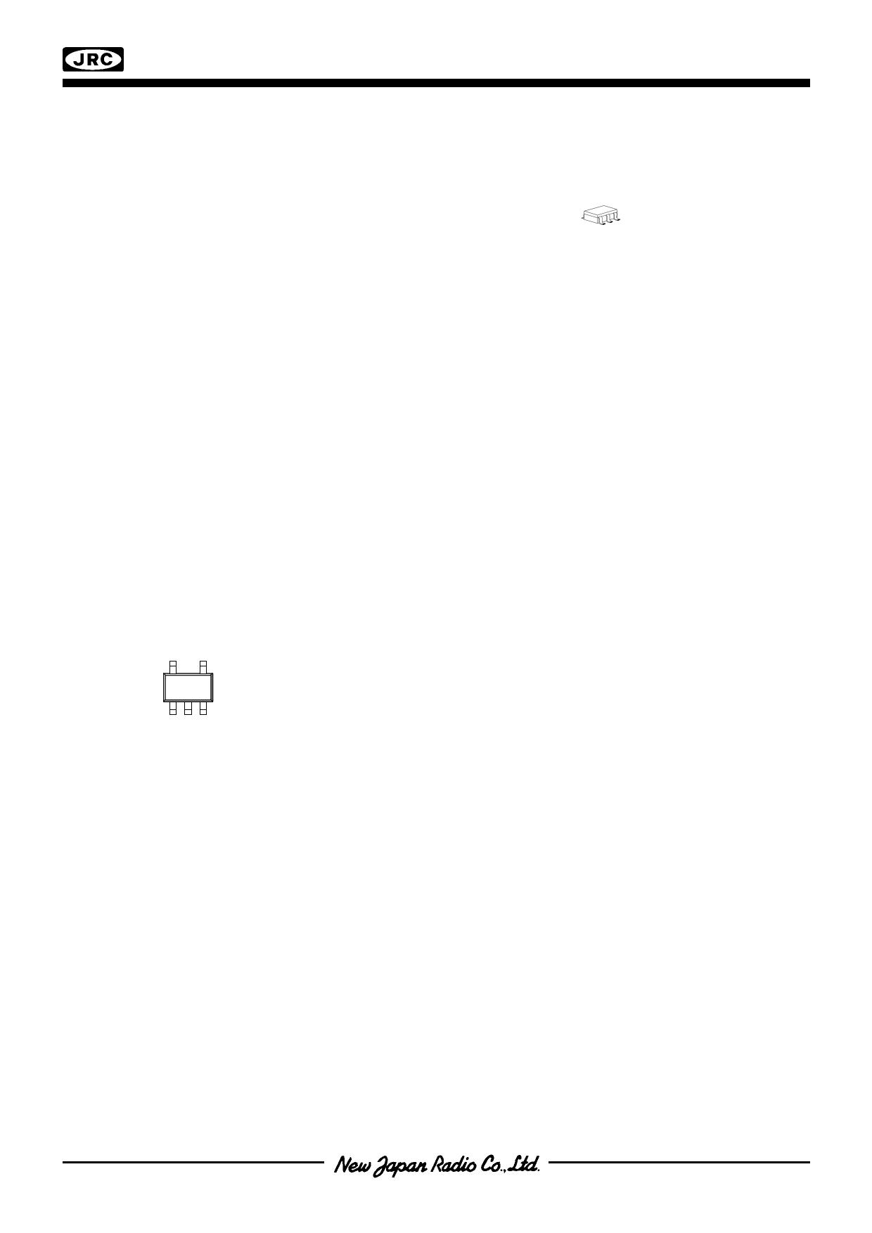 NJU7706 دیتاشیت PDF