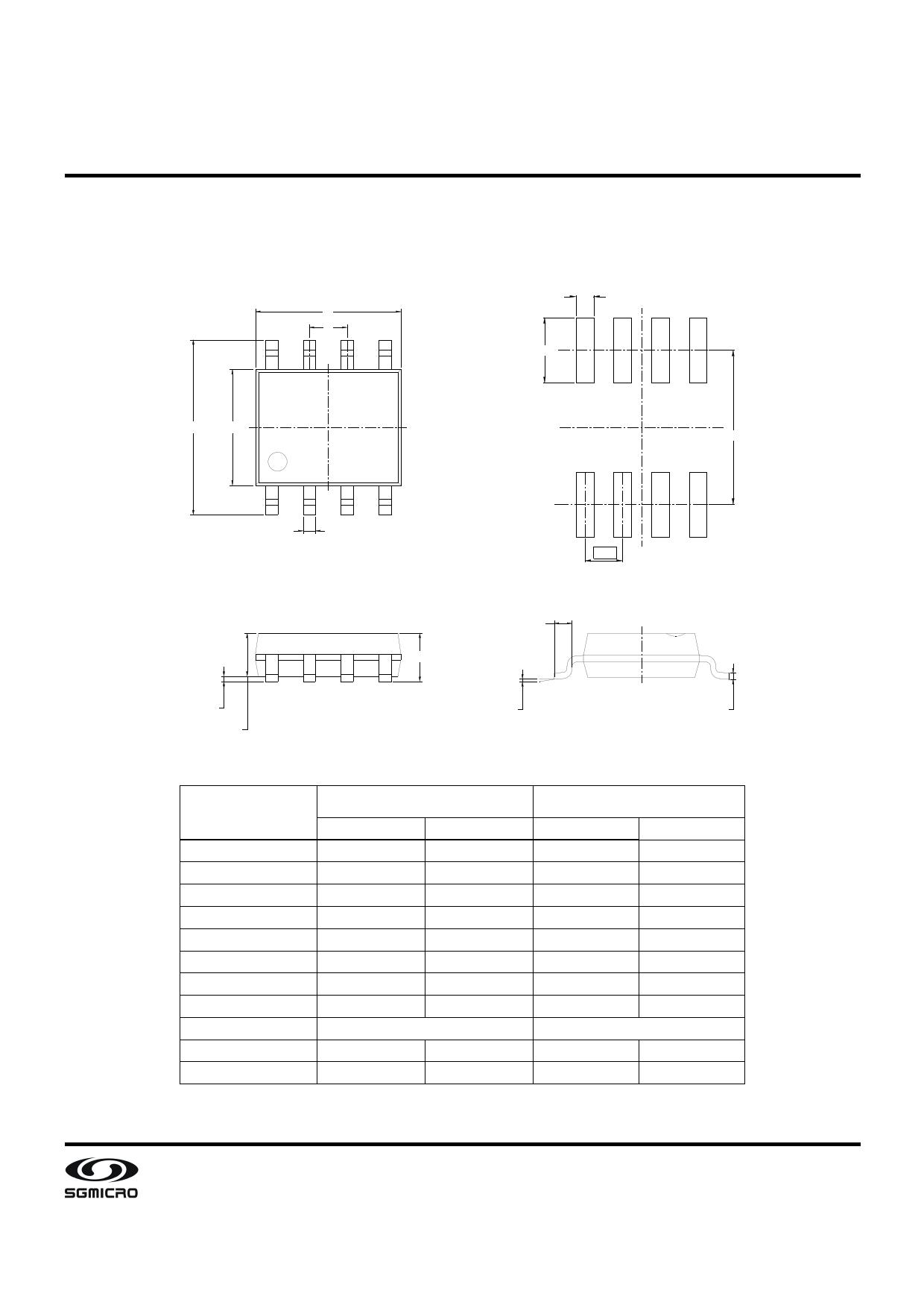 SGM8582 diode, scr