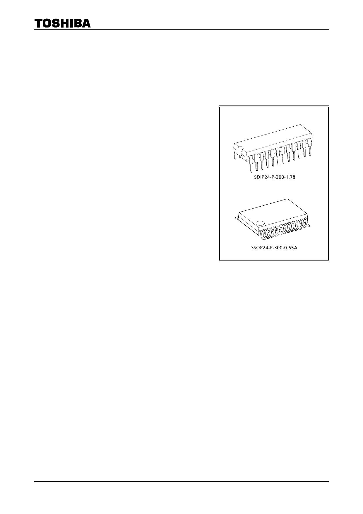 TA2149BFN دیتاشیت PDF