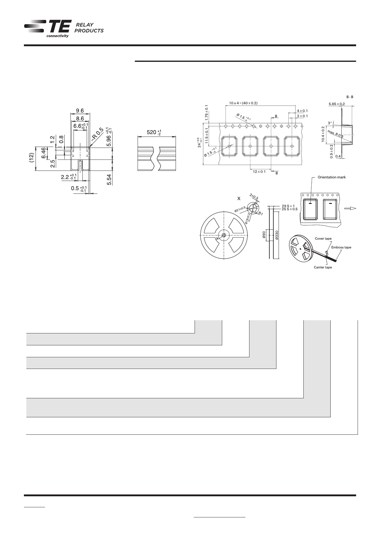 4-1462039-6 pdf, 반도체, 판매, 대치품