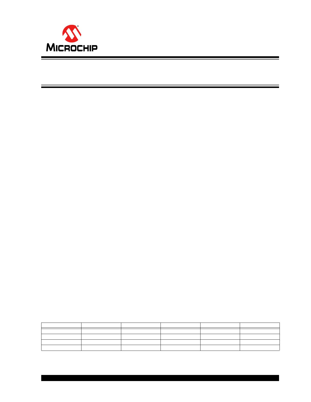 PIC24HJ64GP204 데이터시트 및 PIC24HJ64GP204 PDF