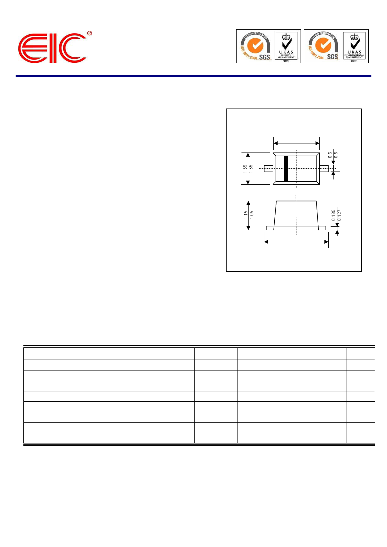 MMSZ5263B Datasheet