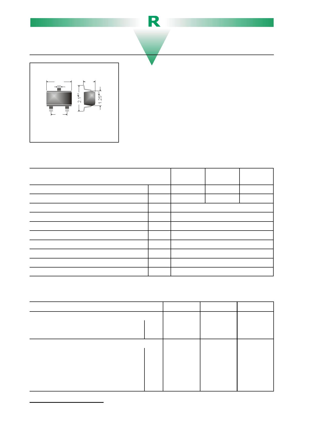 BC856AW دیتاشیت PDF