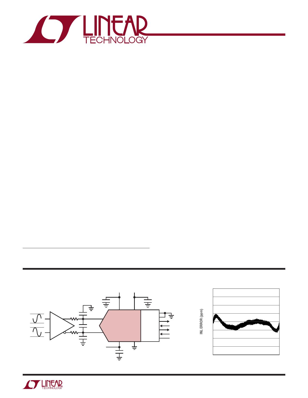 LTC2377-20 Datasheet, LTC2377-20 PDF,ピン配置, 機能