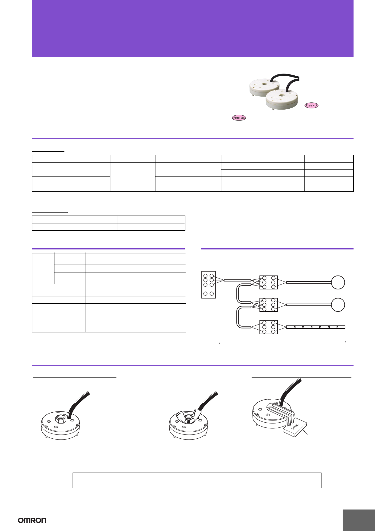F03-16PS دیتاشیت PDF