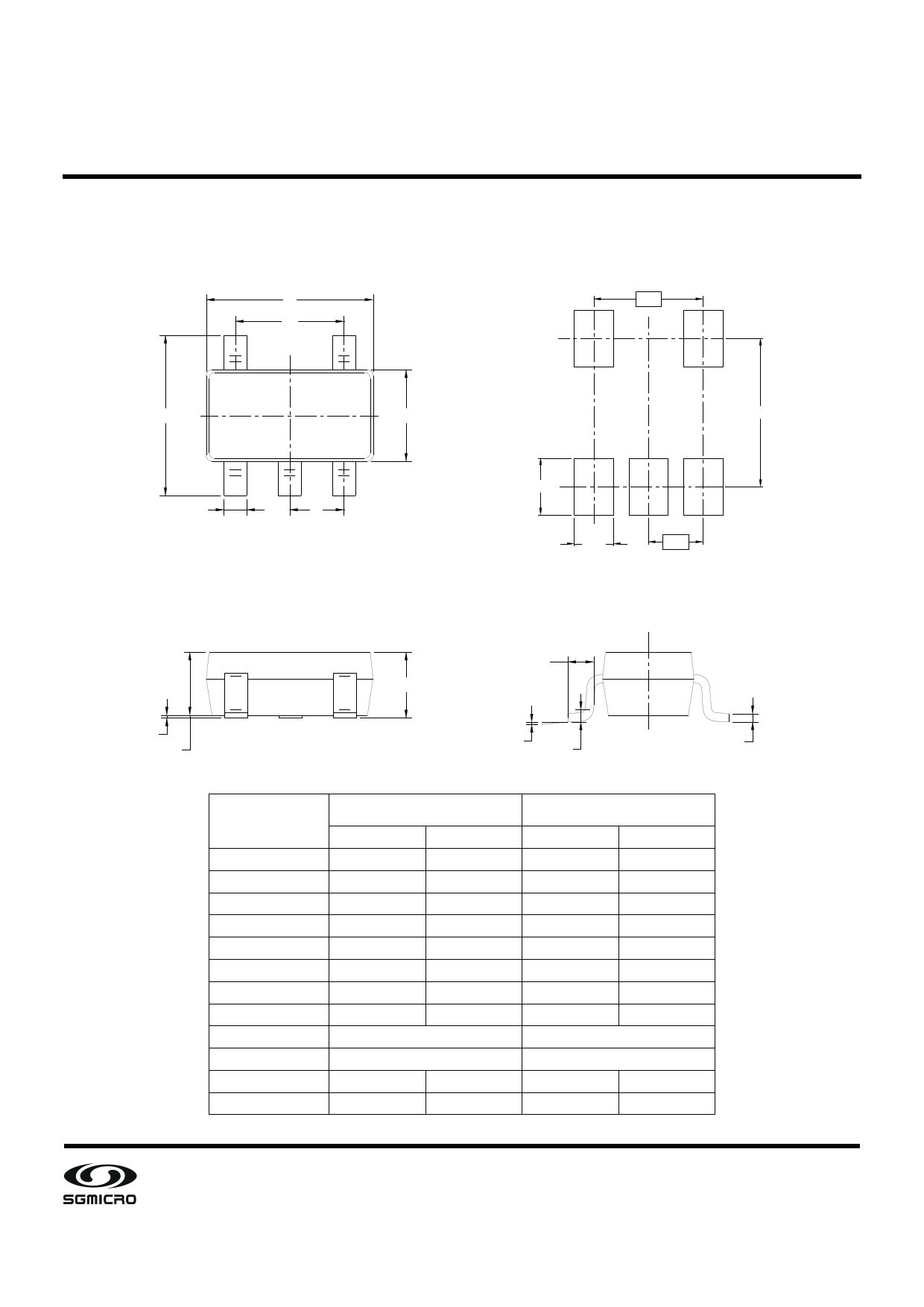 SGM8951 diode, scr