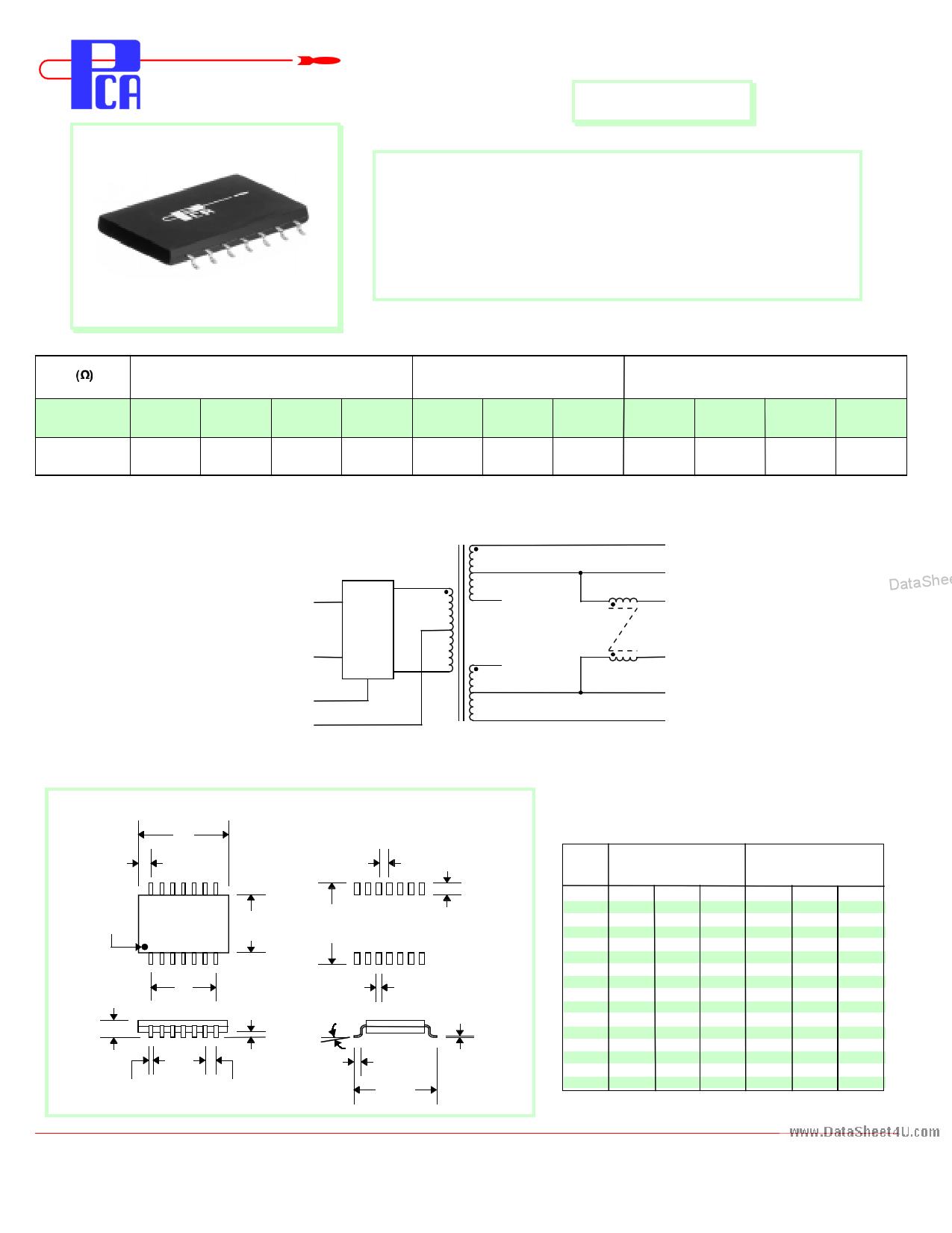 EPT7068G دیتاشیت PDF
