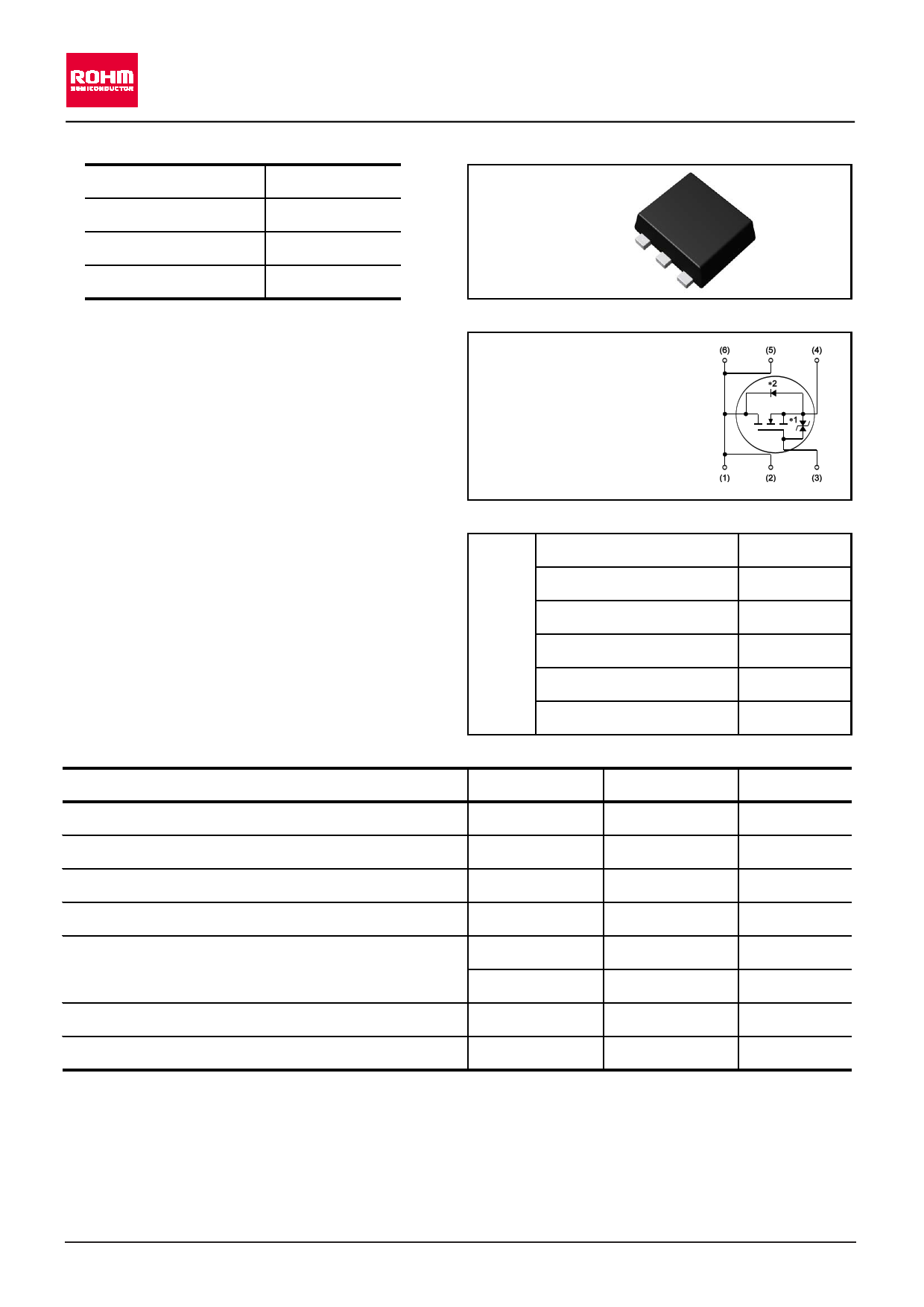 RW1C015UN Datenblatt PDF