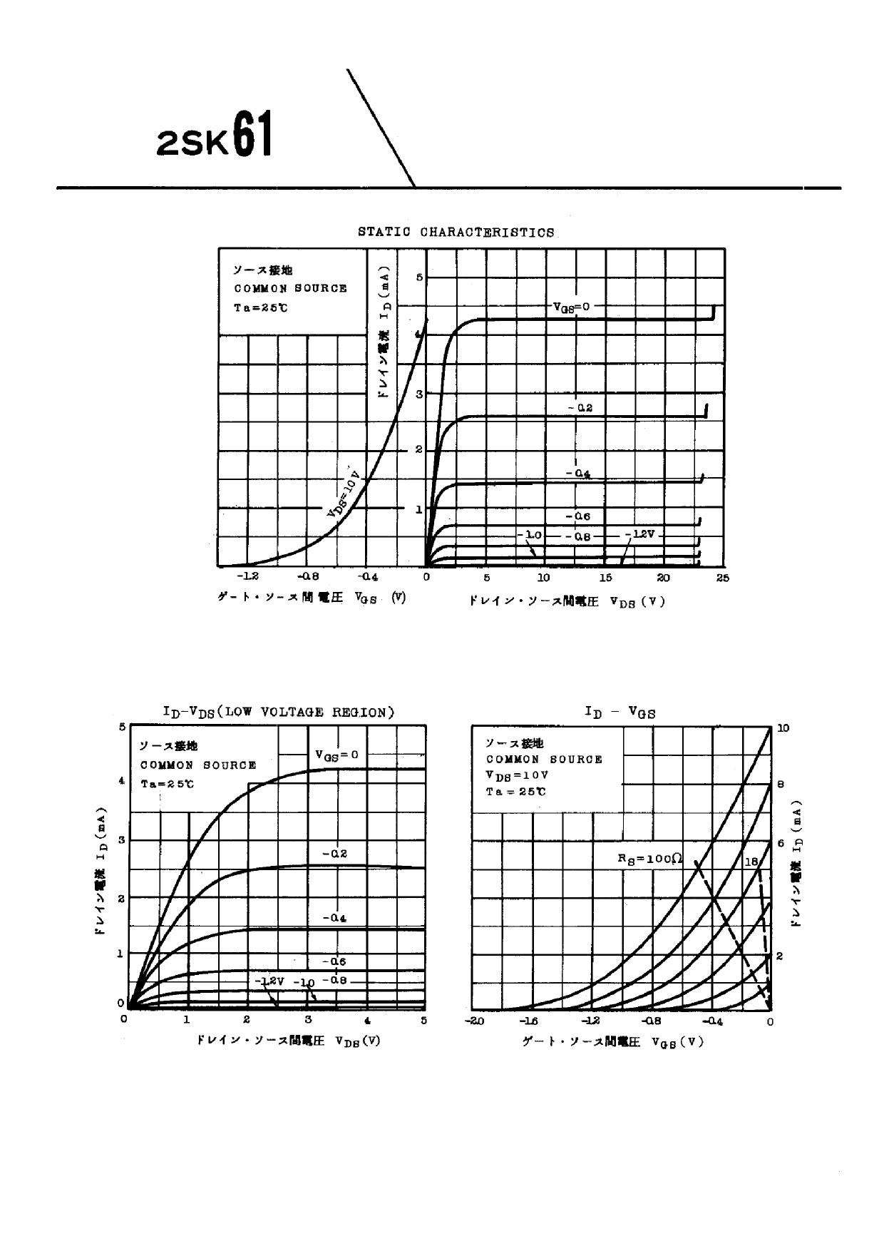 2sk61  u30c7 u30fc u30bf u30b7 u30fc u30c8 pdf